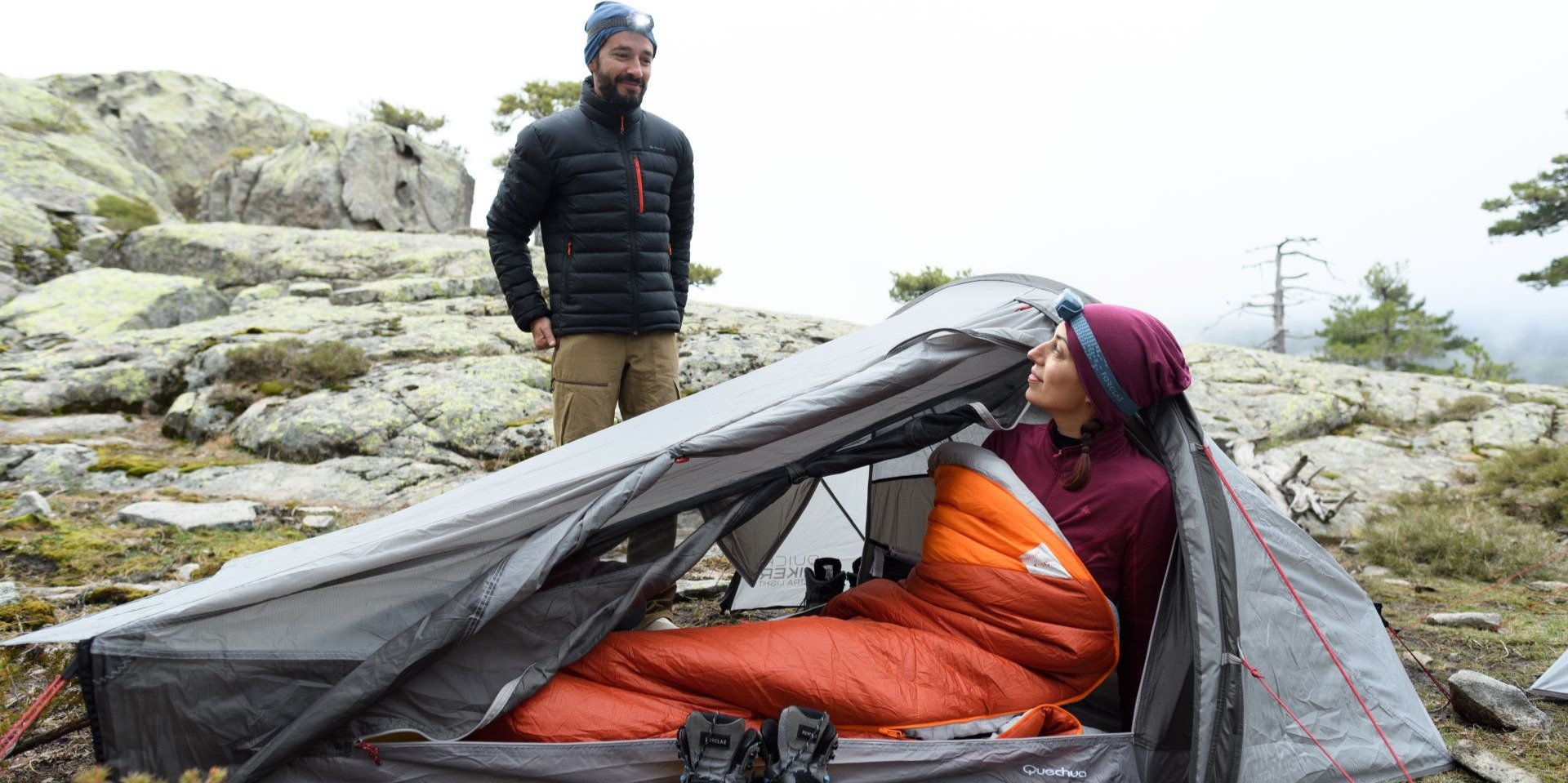 How To Choose A Sleeping Bag For Backpacking?