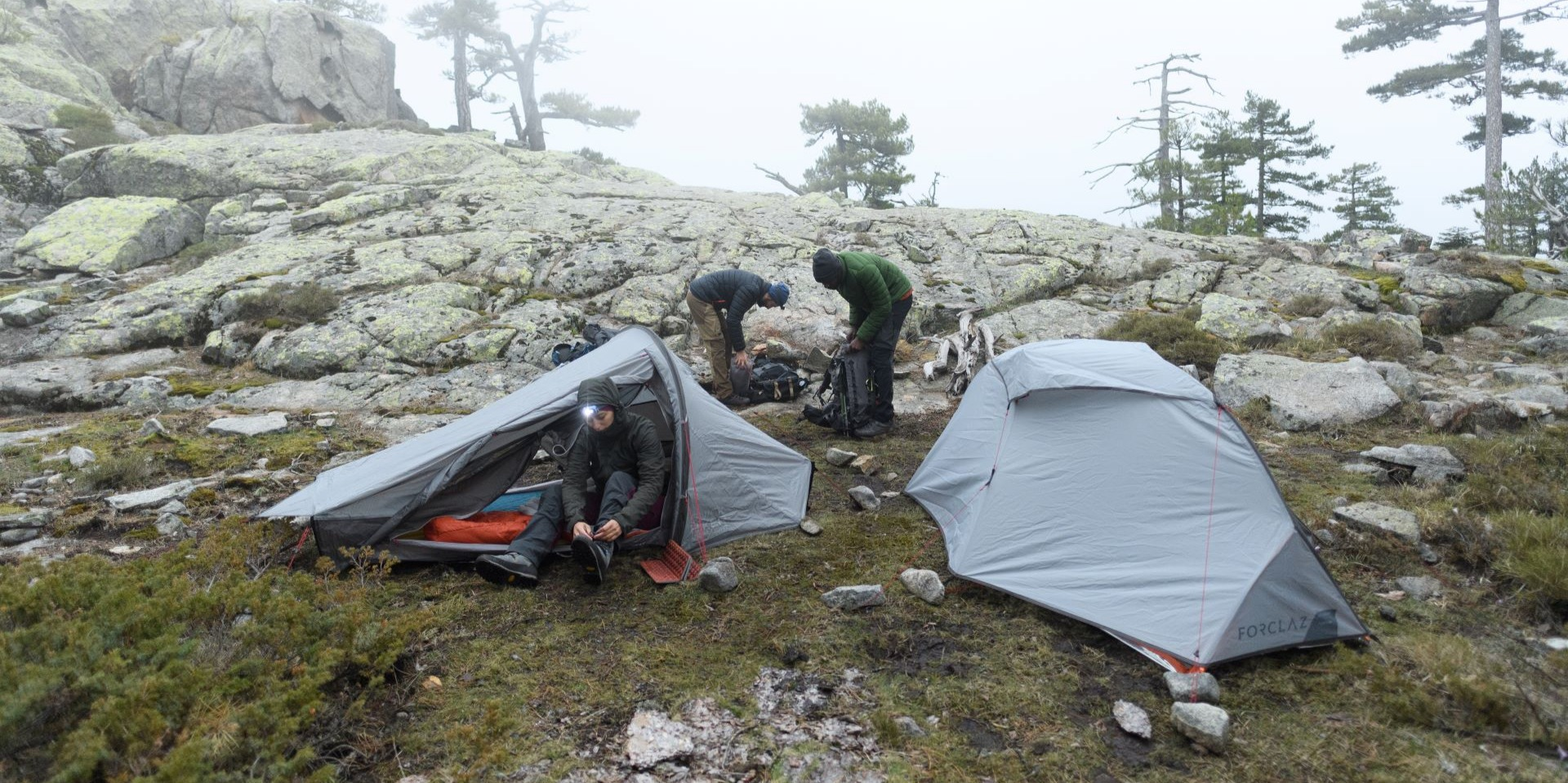 How To Choose Between Backpacking Tents?