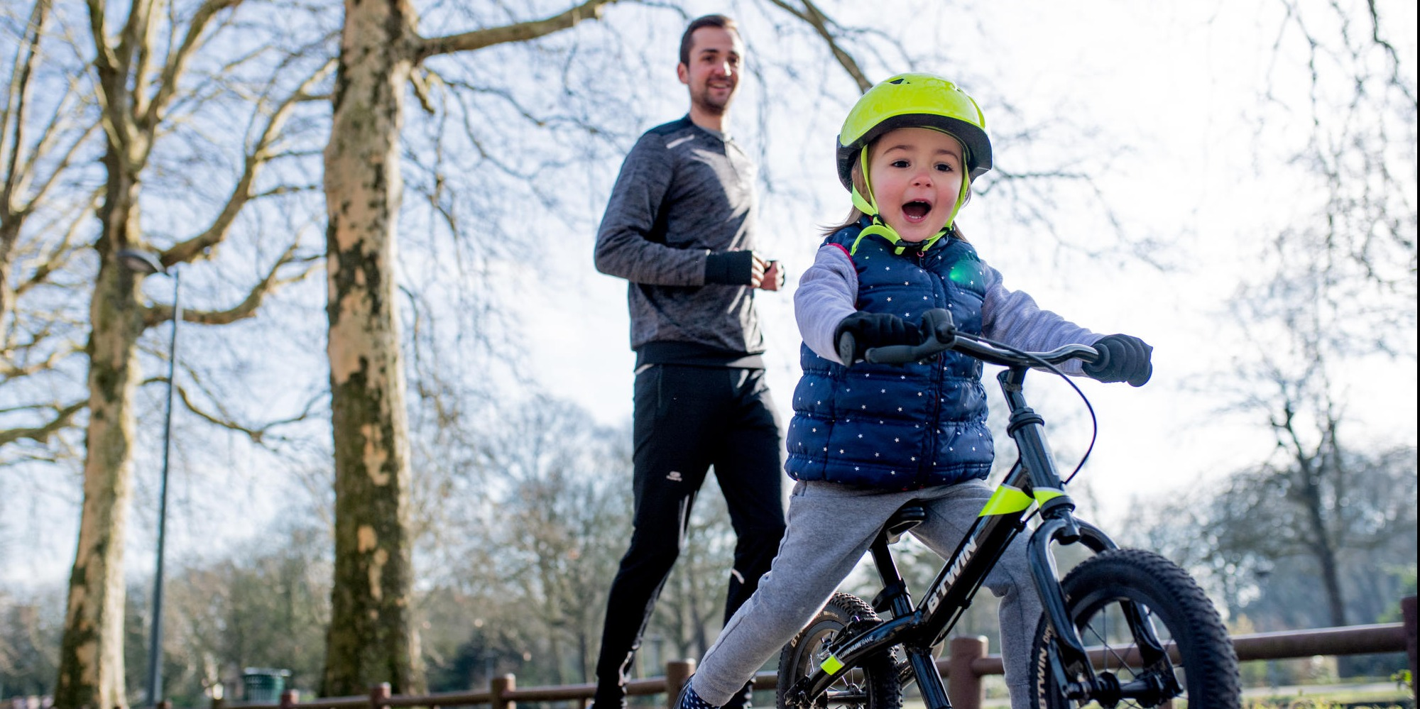 How, When And Where To Teach Your Child To Ride A Bike?