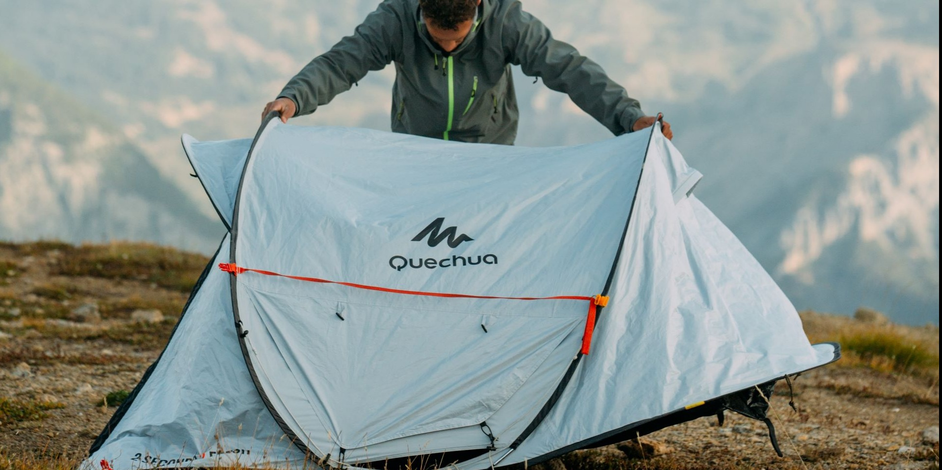 How To Put Away A Pop-up Tent?