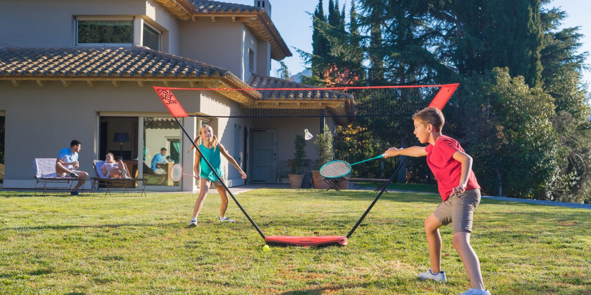 How To Make The Most Of Your Outdoor Badminton Experience?