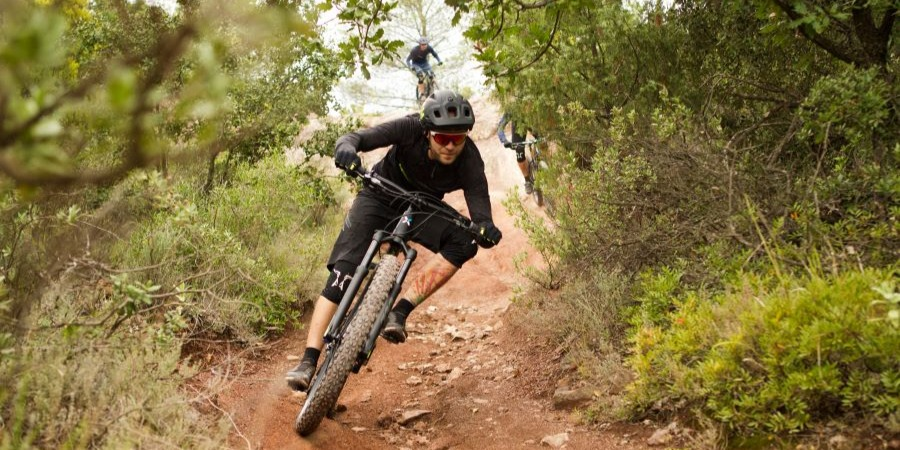 Trail Riding - 5 Tips To Improve Your Mountain Bike Cornering Skills