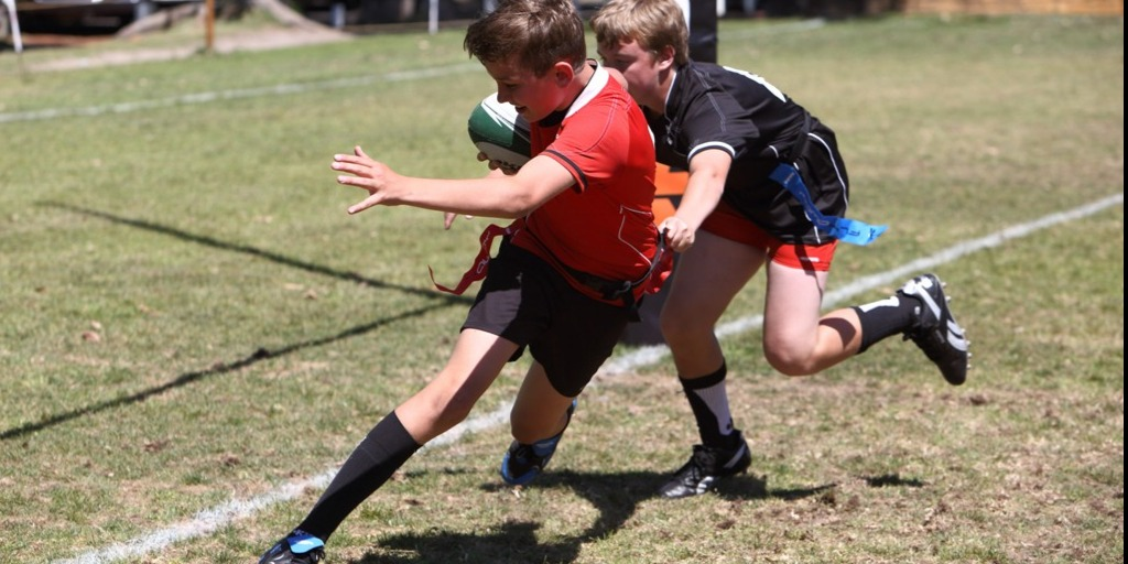 Spotlight On Touch/tag Rugby
