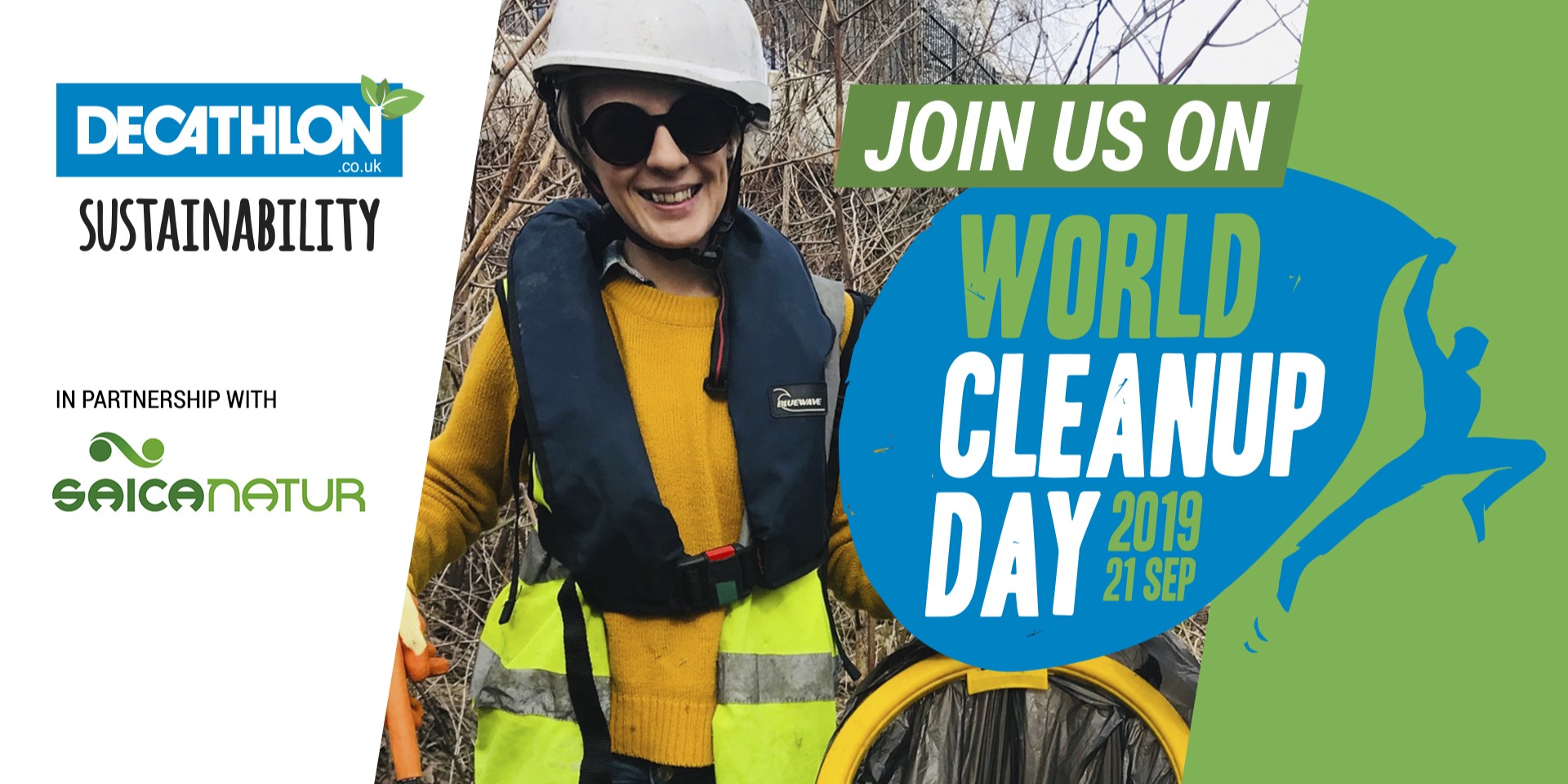 World Clean up day - chingford
