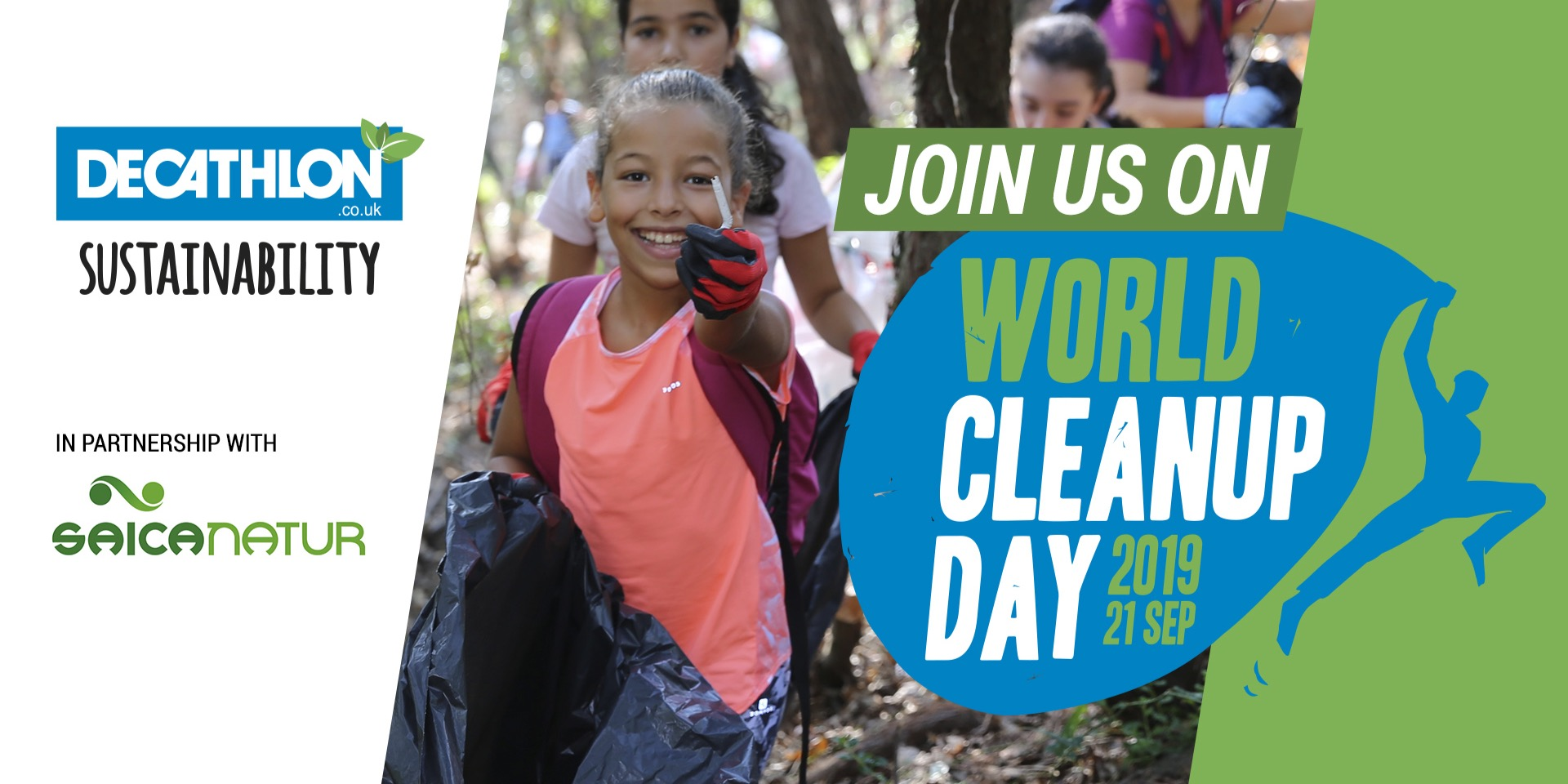 World Clean up day - wednesbury