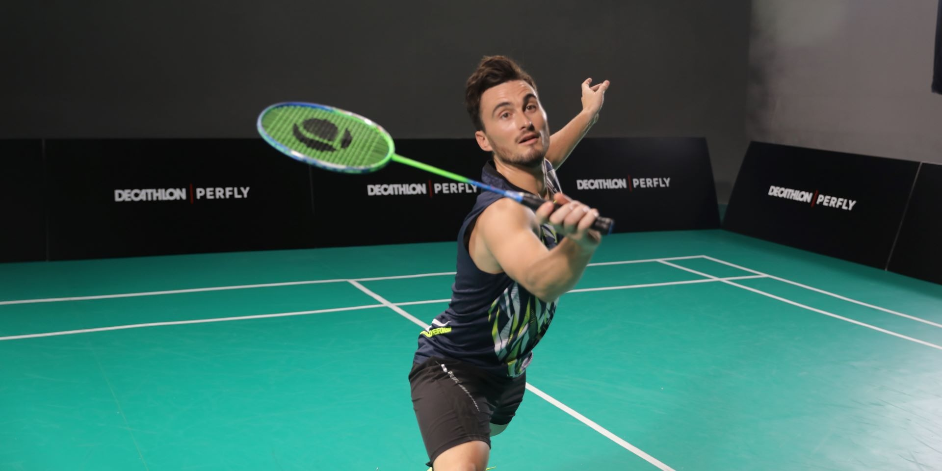 Learn To Use Your Badminton Drive Shot
