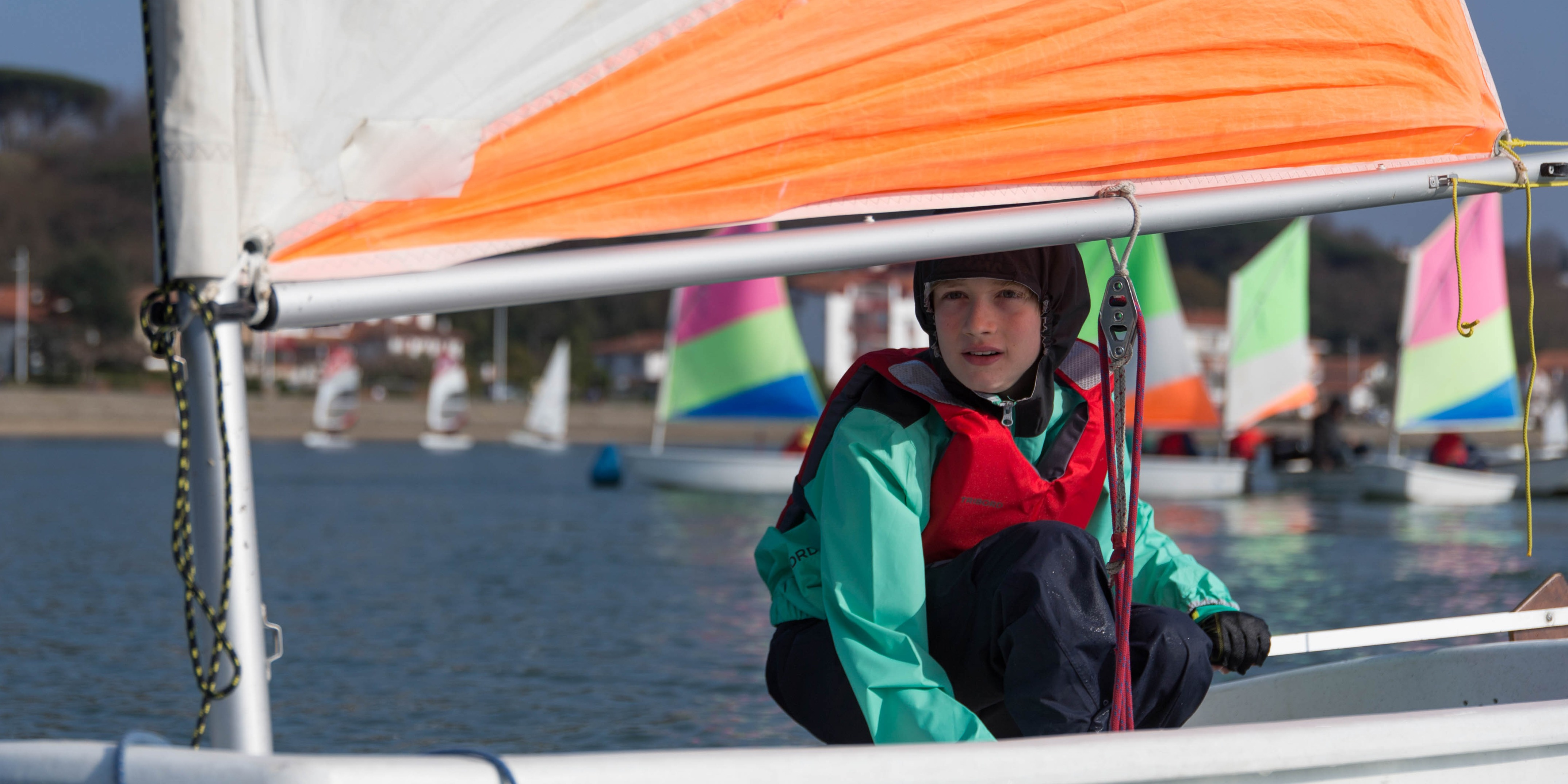 All At Sea: Learning To Sail With Kids