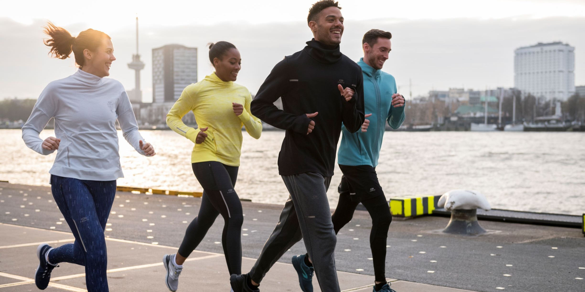 Take Up Running In Greater Manchester This New Year
