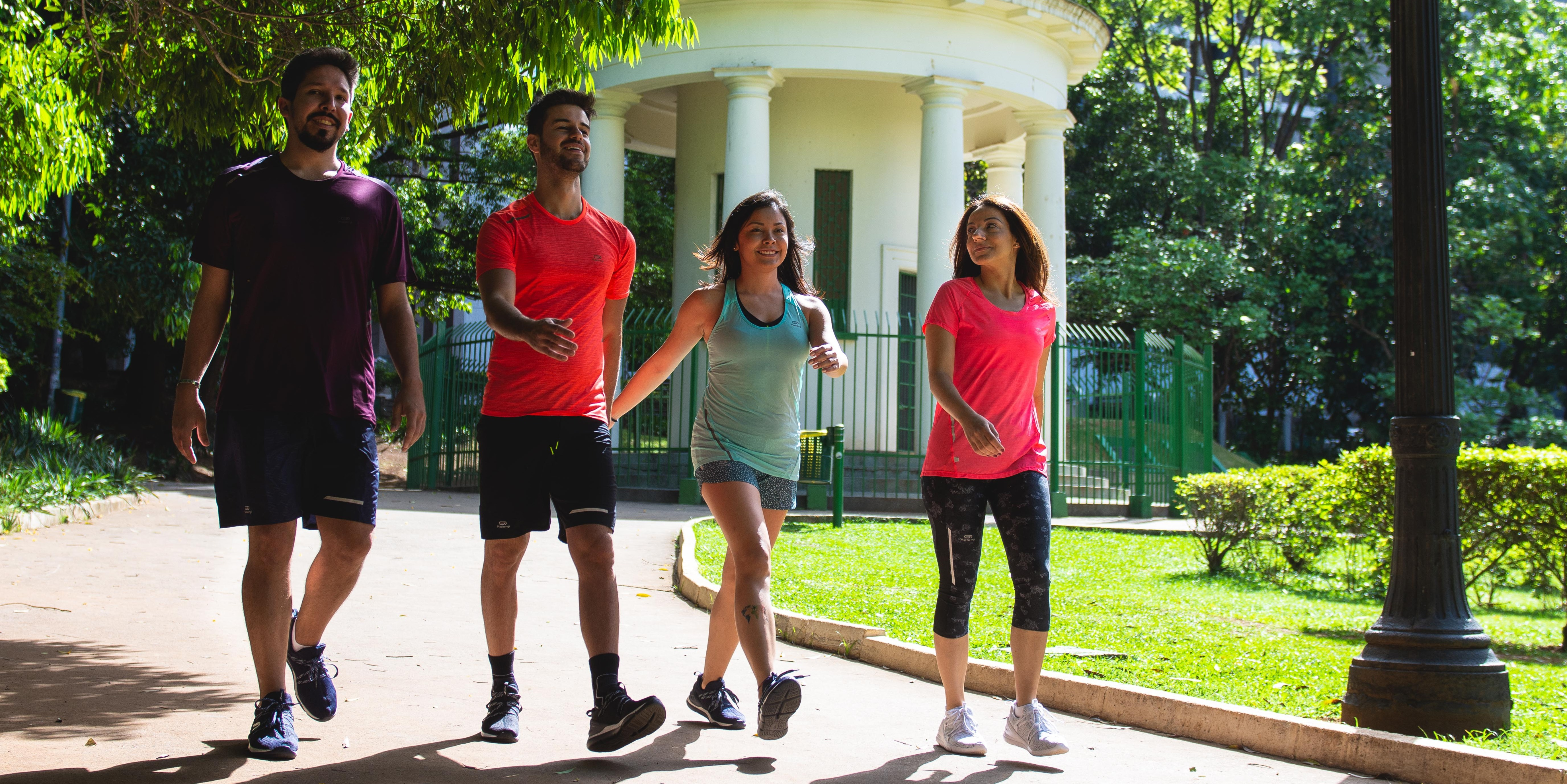 FITNESS WALKING SESSION