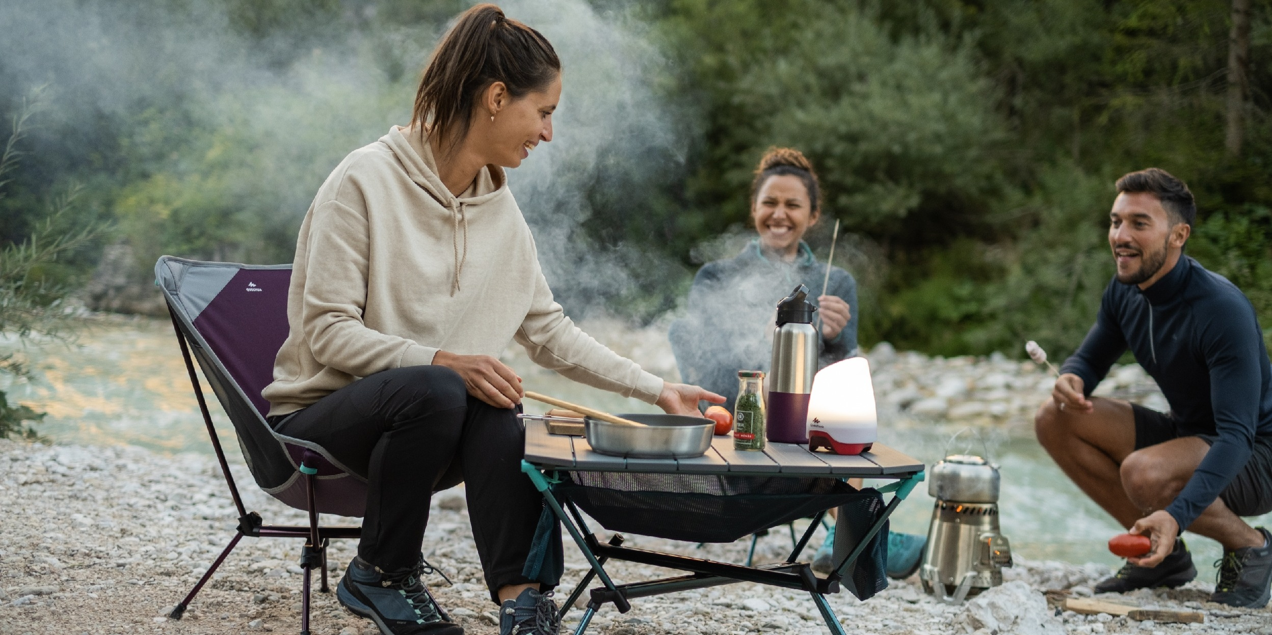 What Nutritional & Physical Training Can Help With Camping For Beginners?
