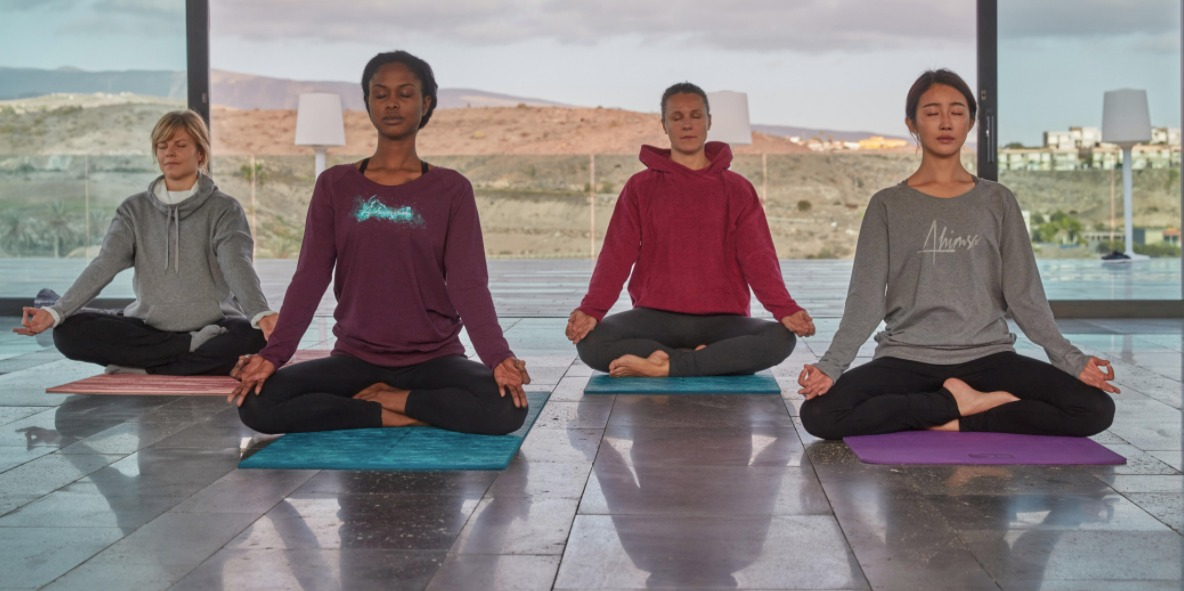 Yoga Day 5 - Breathing, Meditation And Concentration On Oneself