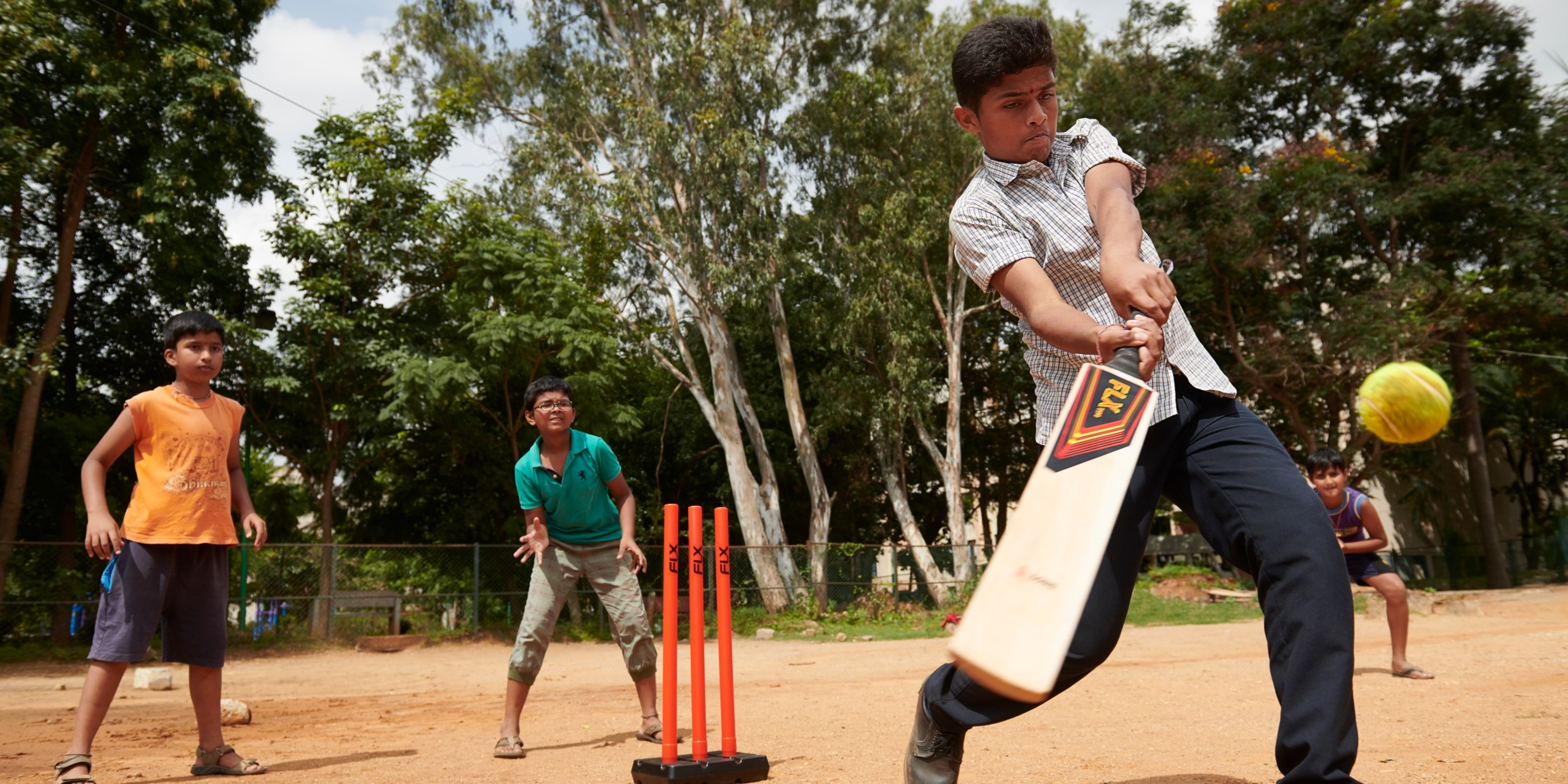 4 Great Garden Games For Young Cricketers
