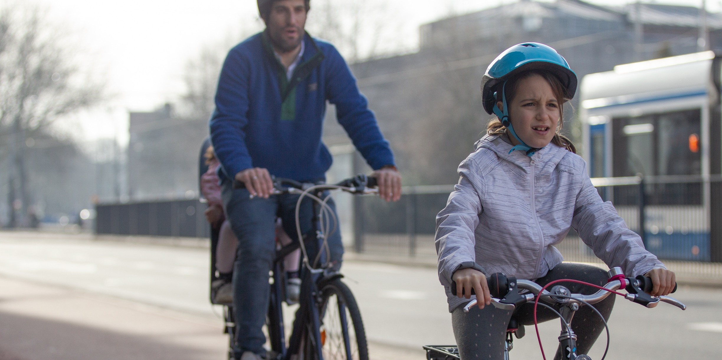 What Kit Do We Need For Beginner Family Leisure Cycling?