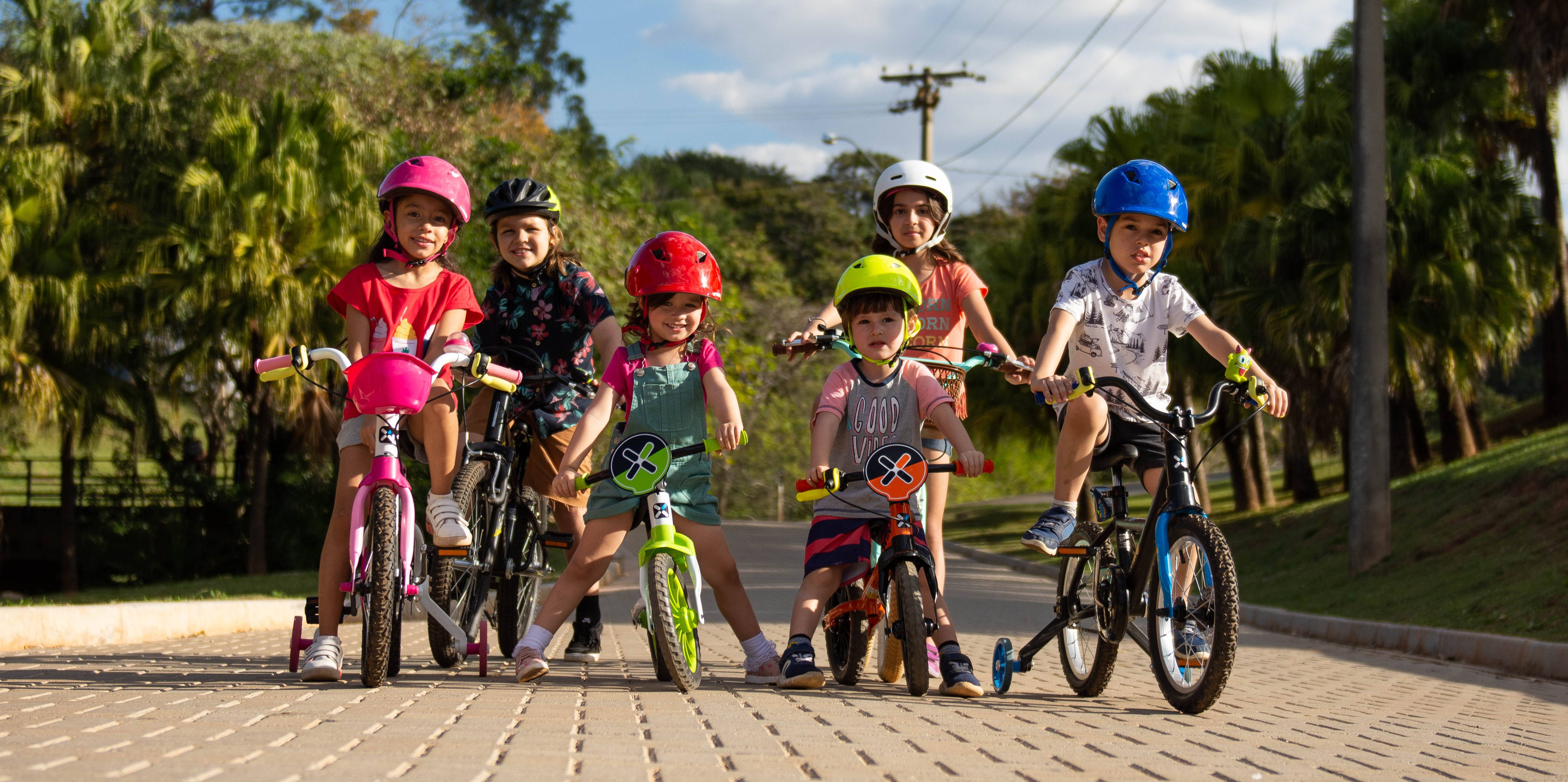 How Can I Keep My Kids Safe While Cycling?