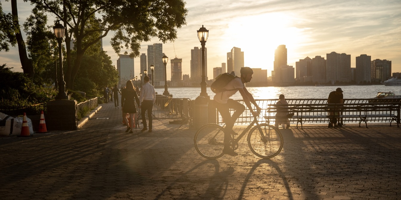 Where To Learn City Cycling Skills