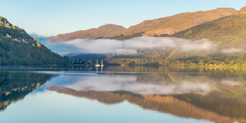 The Best Of Britain: Lakes & Lochs To Visit In The Uk