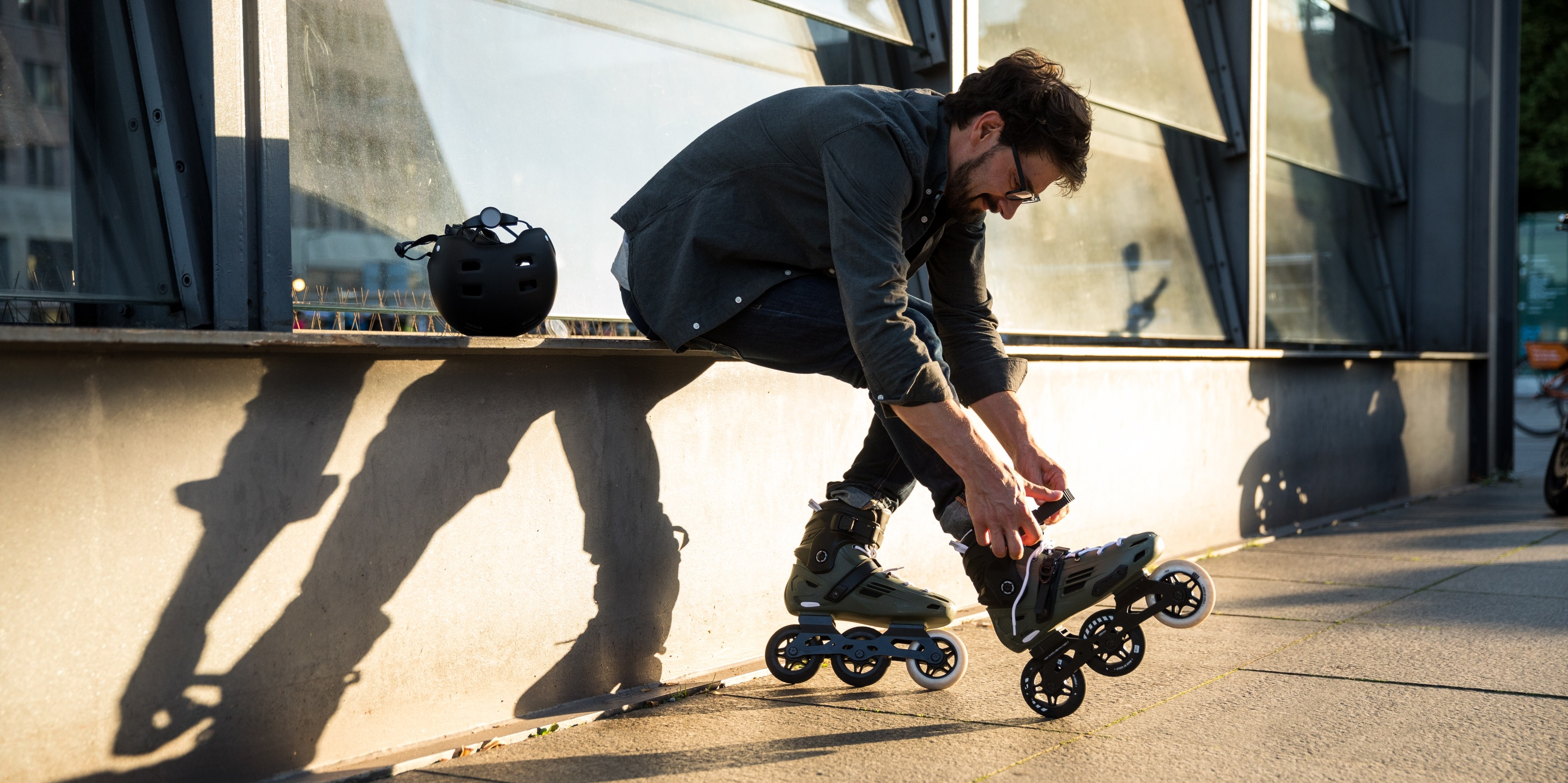 In-line Skating For Beginners - What Kit Do I Need?