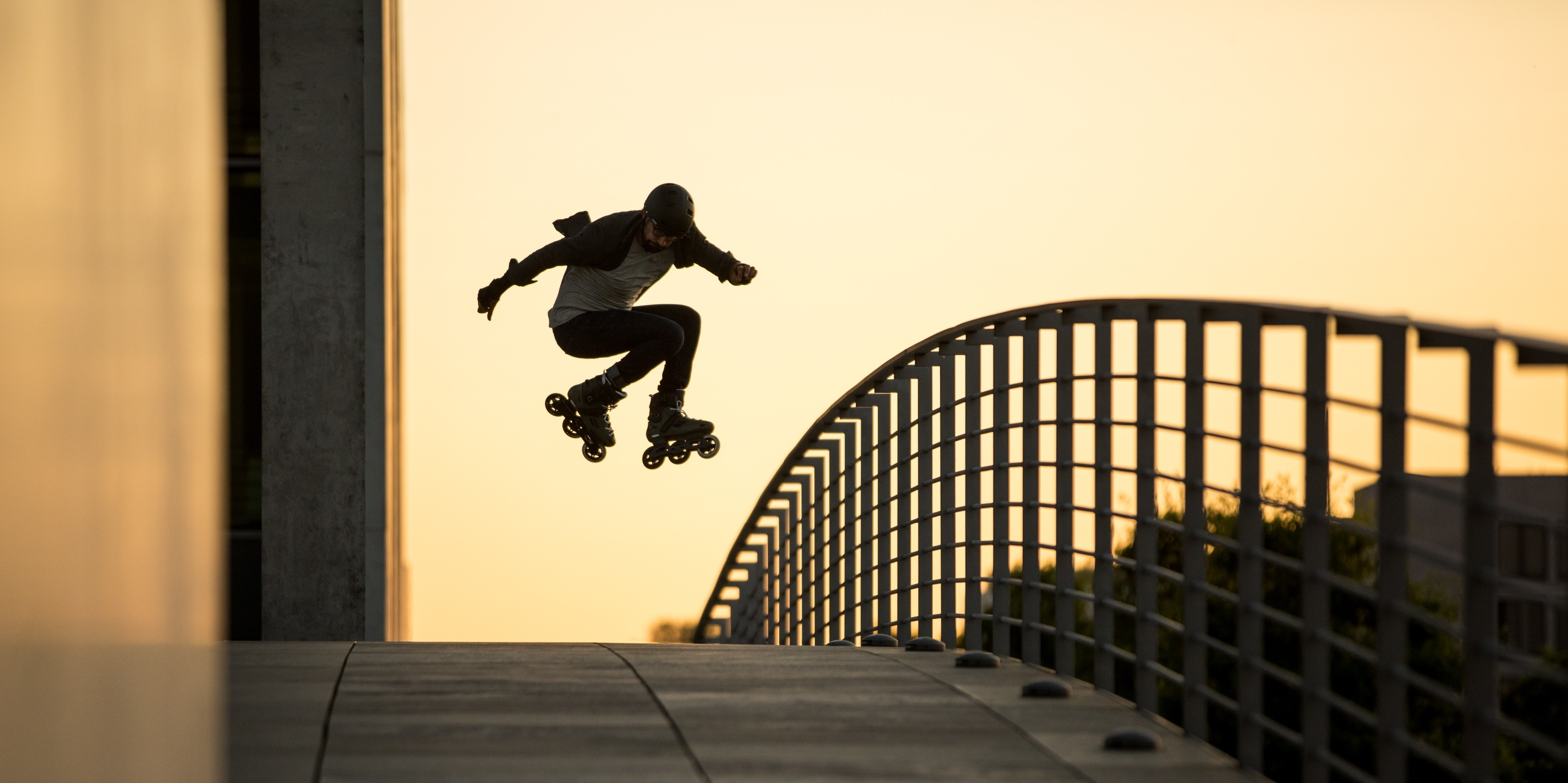 Your Guide To Becoming An In-line Skater