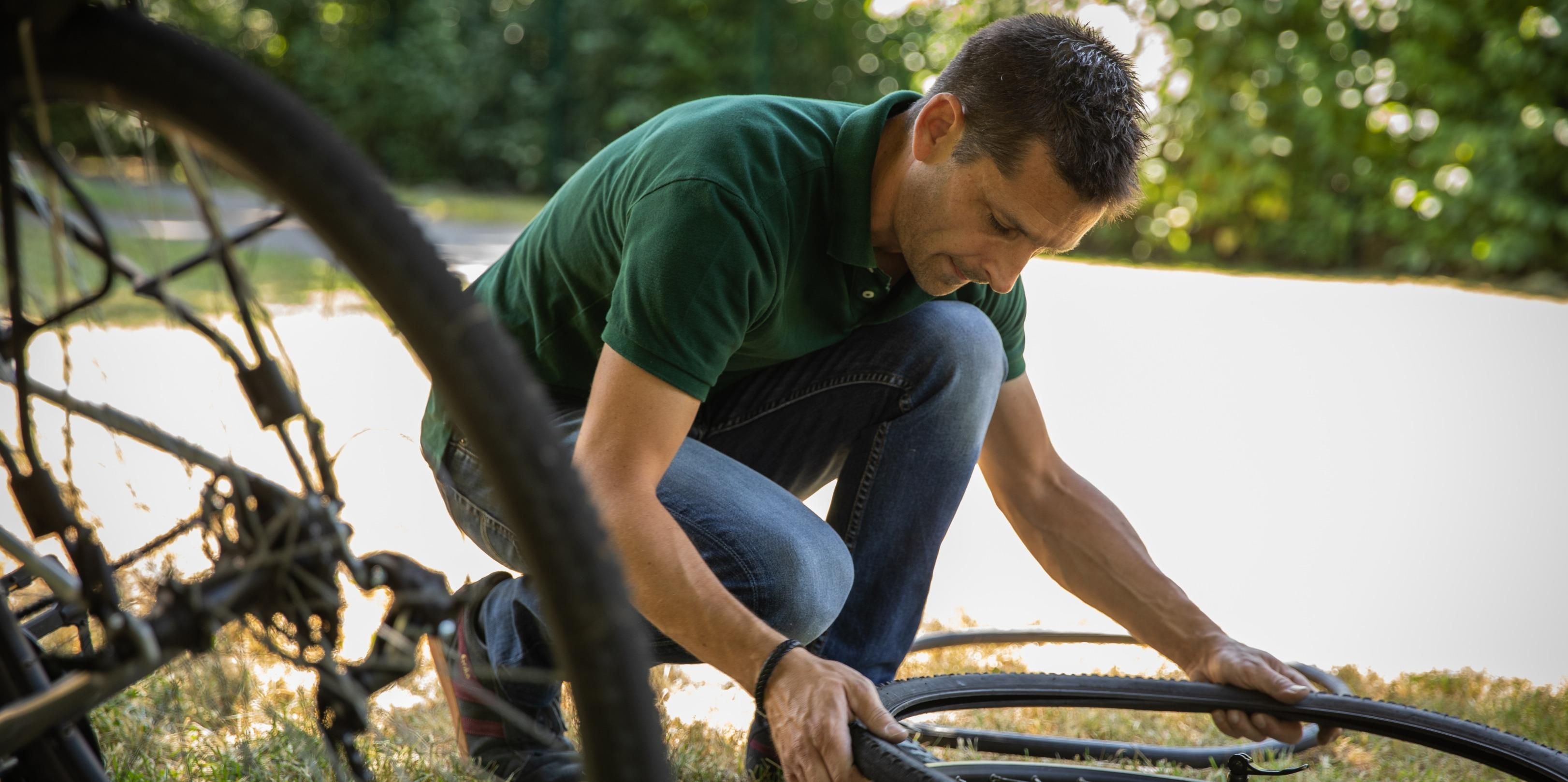 Our Top 5 Tips For Safe Mountain Biking