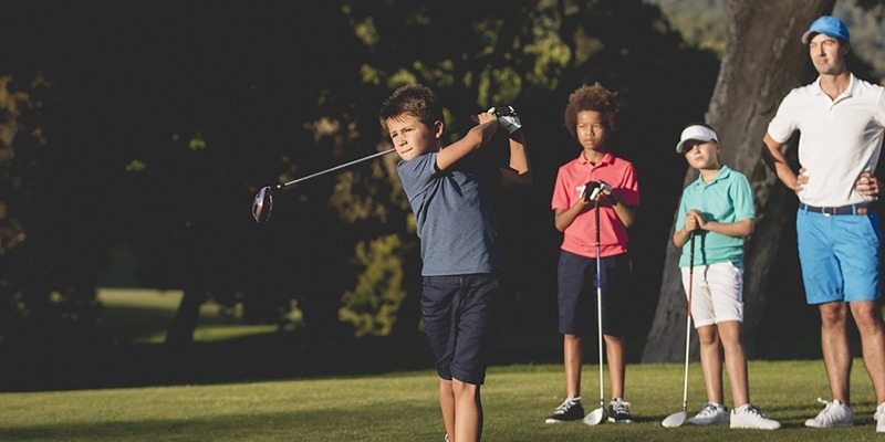 Who Can I Learn To Play Golf With?