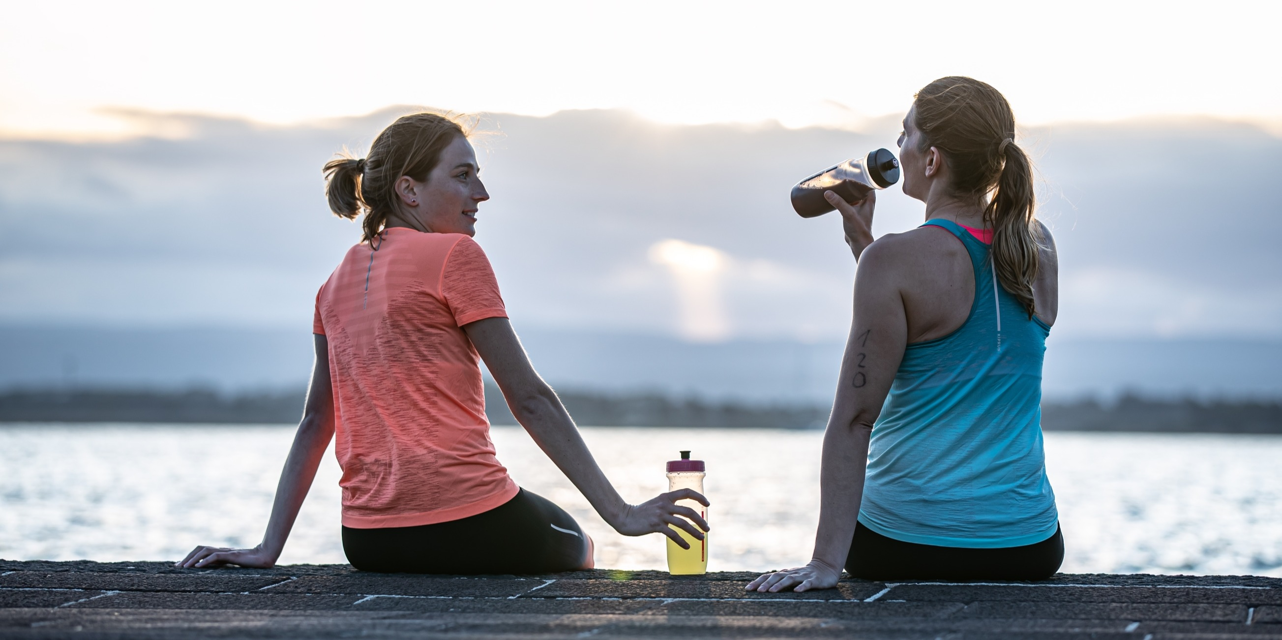 Triathlon For Beginners: What Do I Eat And Drink While Training For Triathlons?