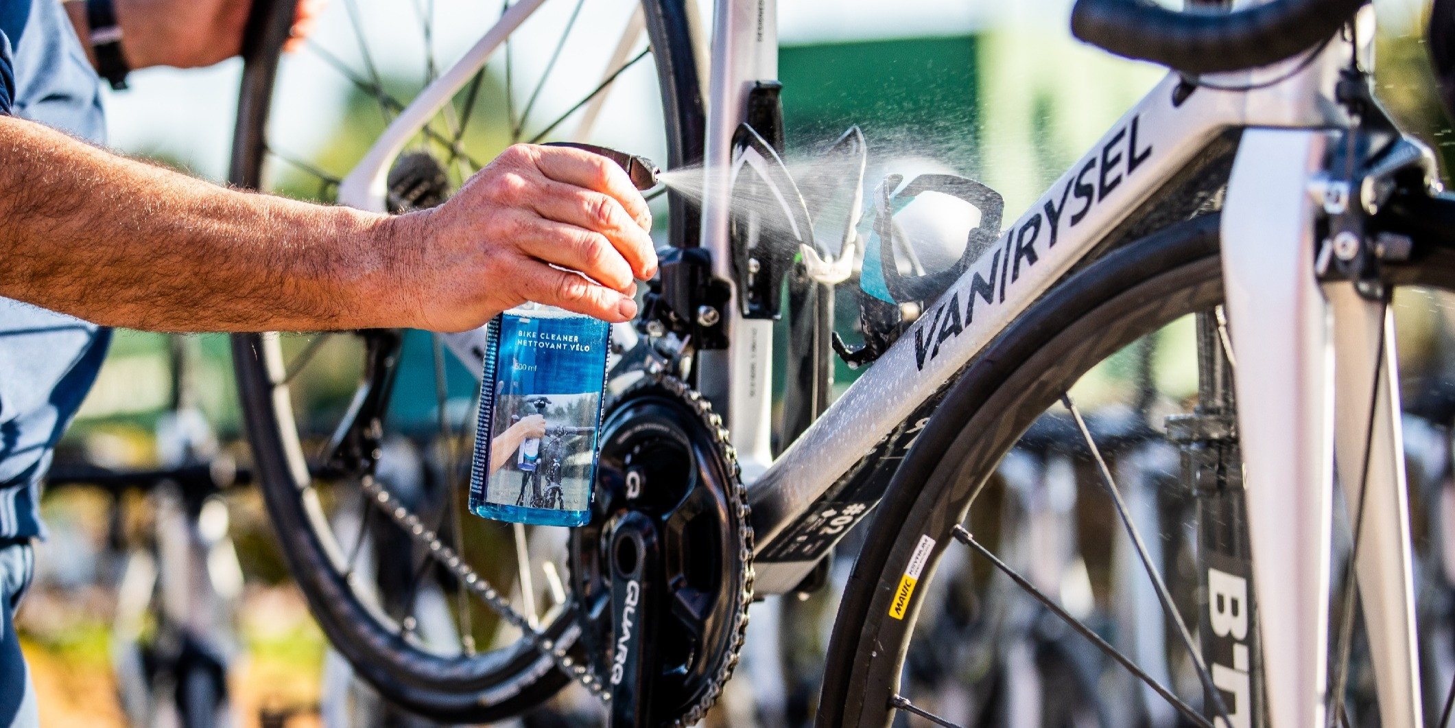 How To Clean Your Bike: Bike Cleaning For Beginners