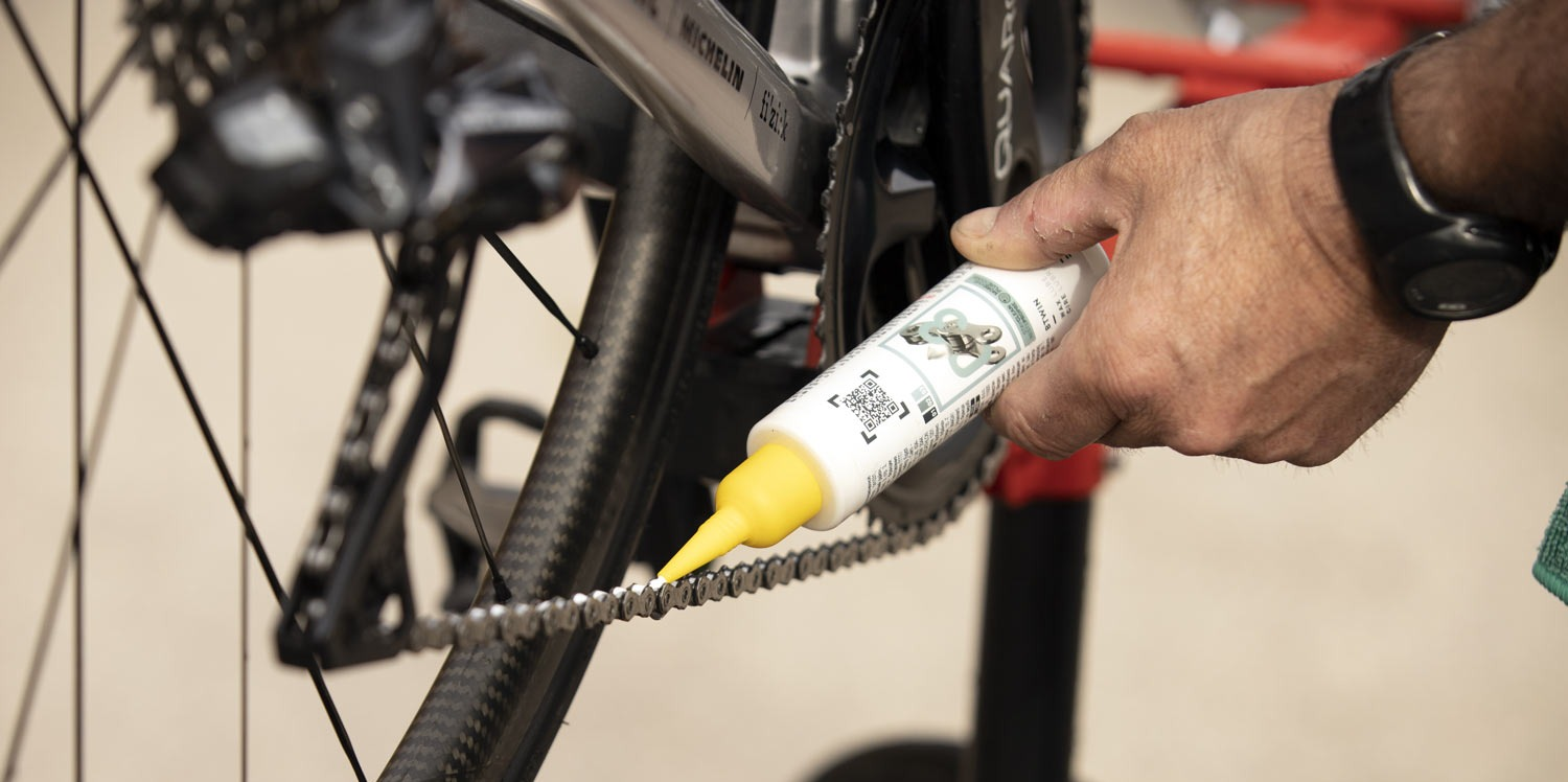 How To Lubricate Your Bike