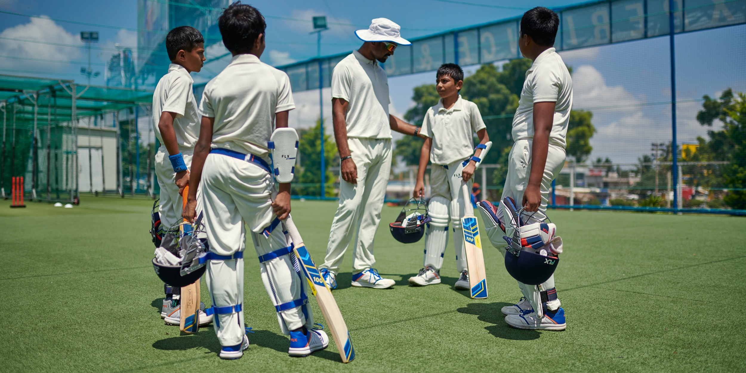All You Need To Know About Starting To Play Cricket