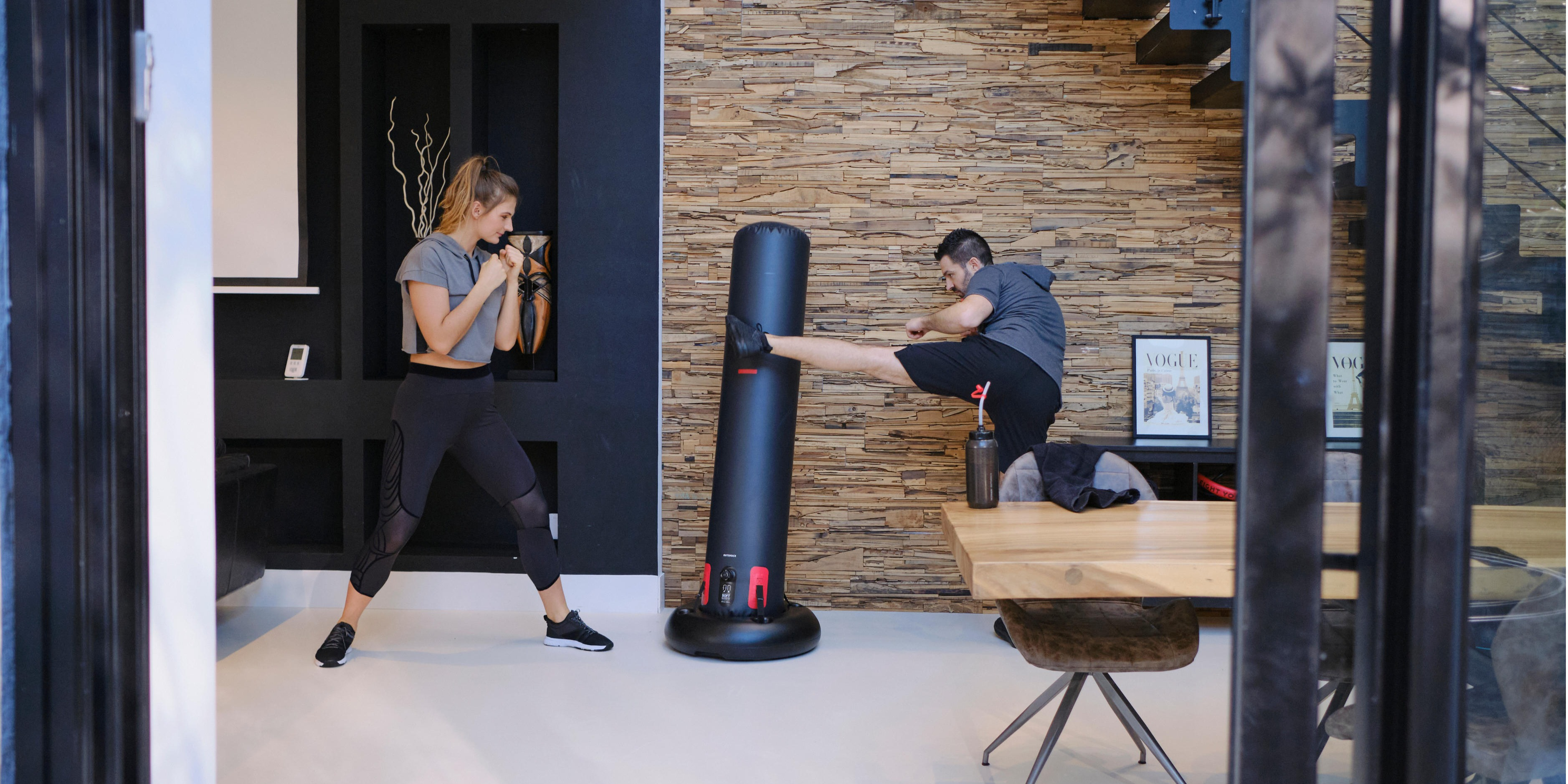 Your Guide To How To Choose A Punching Bag