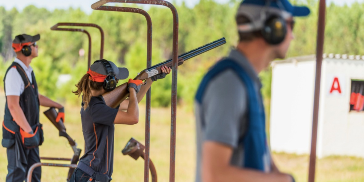 Clay Shooting Disciplines