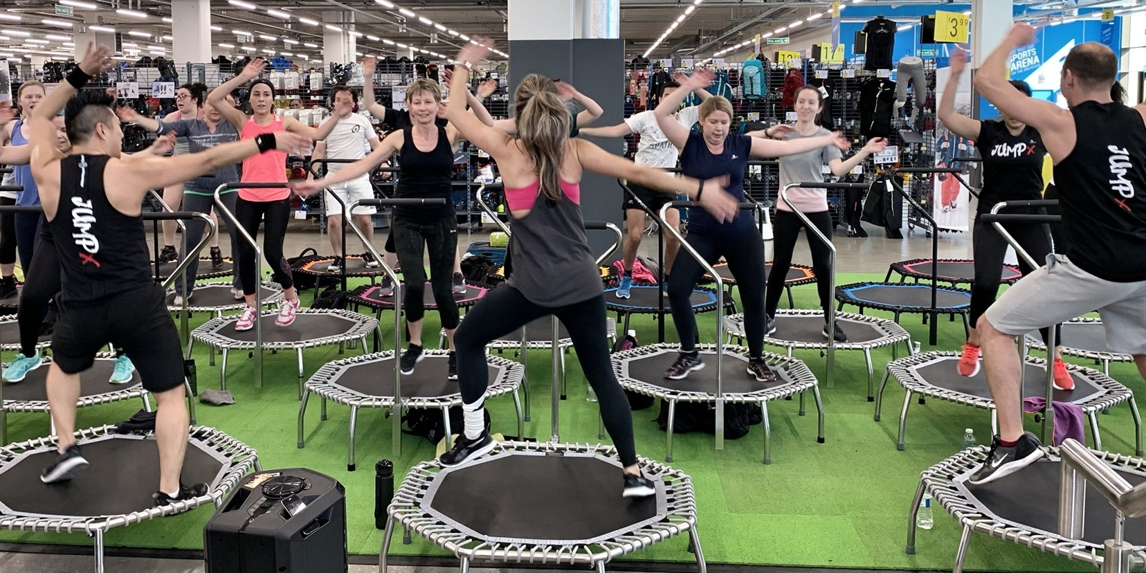 JumpX Fitness