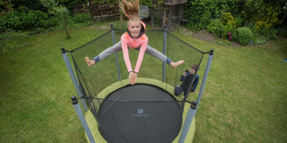 What Size Trampoline Is Right For Me?