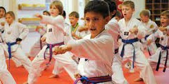 Taekwondo for Children ages 5 and up