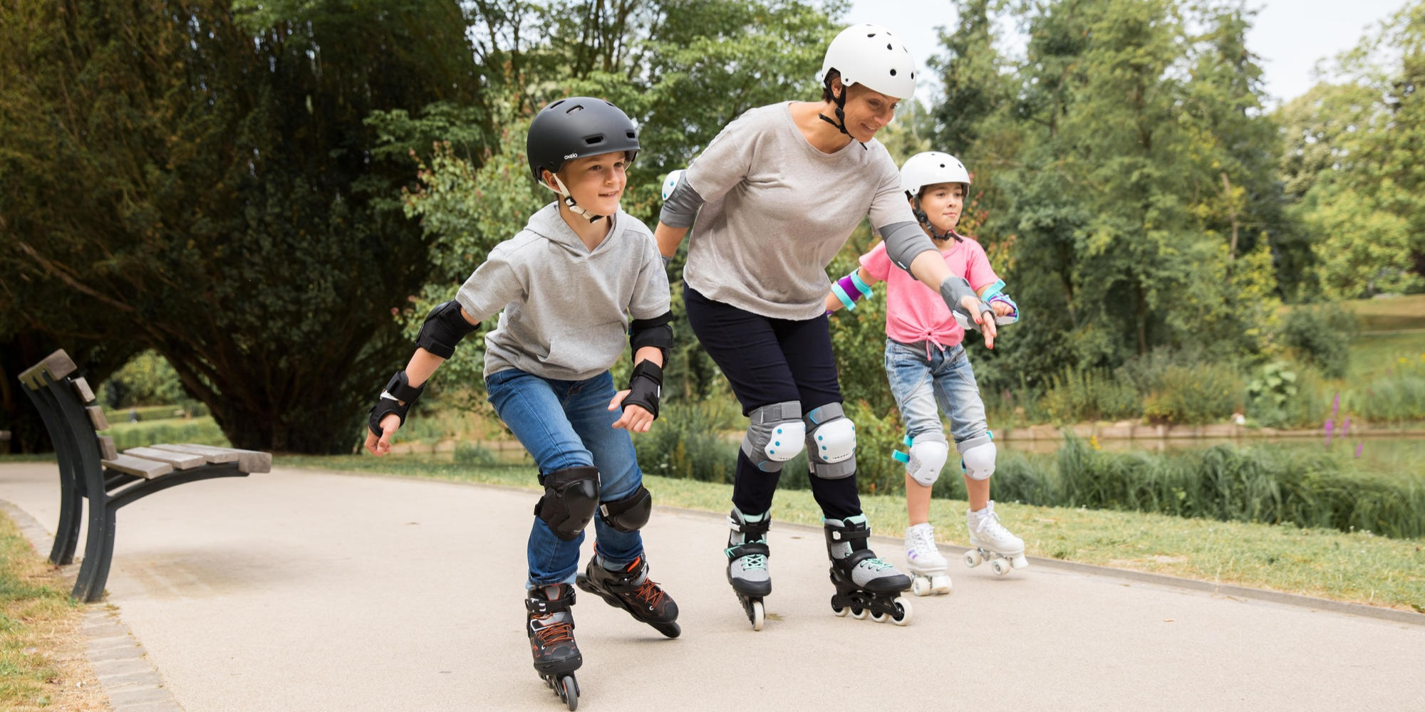 How To Teach A Child To Roller Skate
