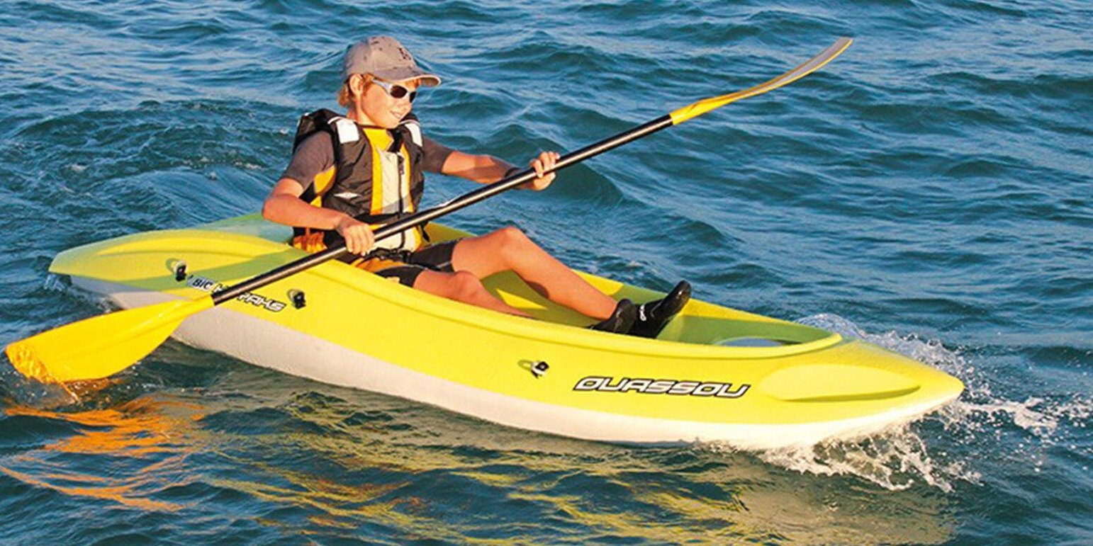 Sea Kayaking: A Complete Beginners Guide