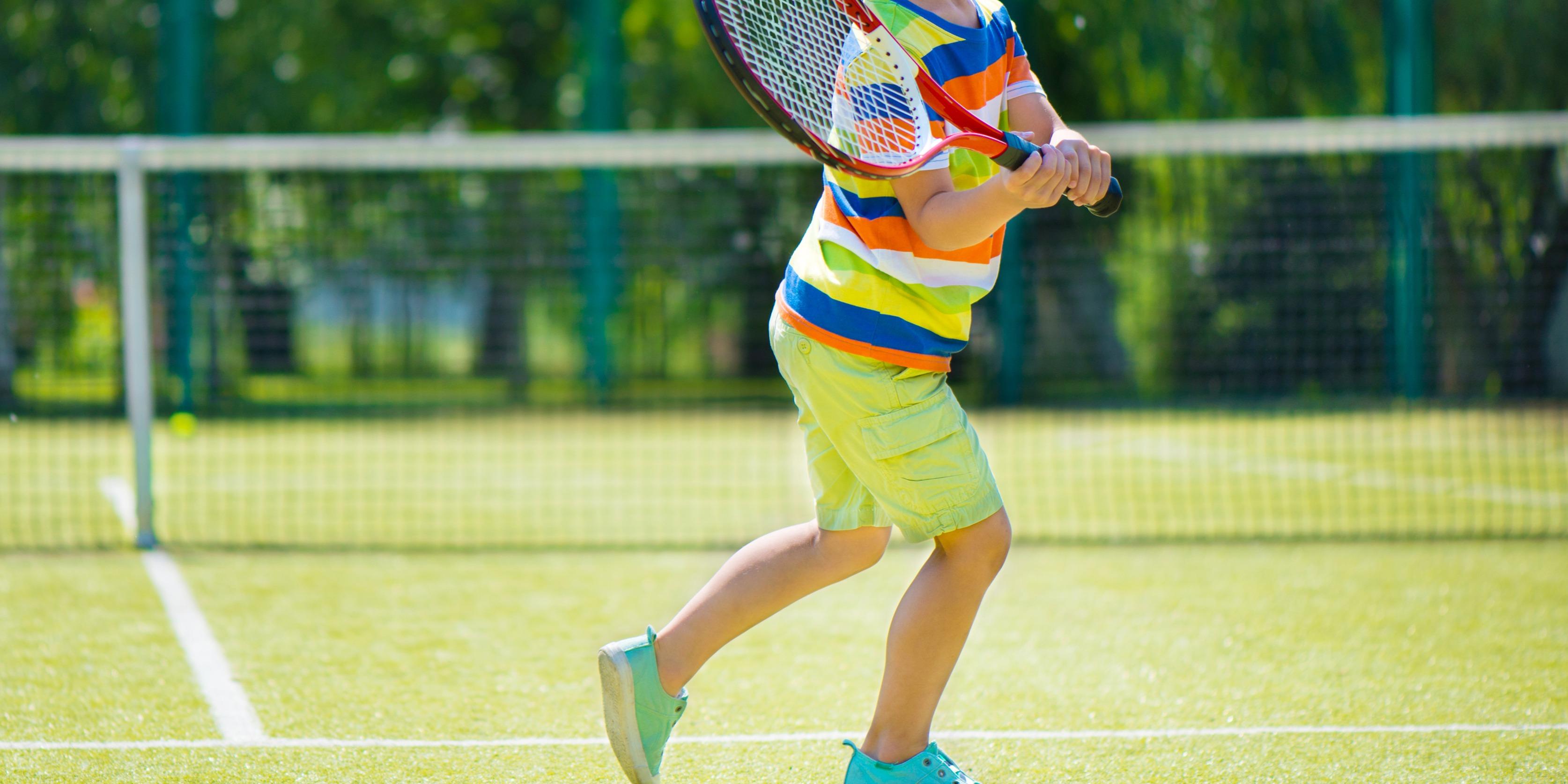 DECATHLON JUNIOR TENNIS SUMMER CAMP- 5 TO 7 yr-WEEK 1