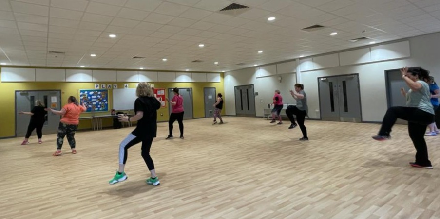Zumba® with Kat Henry