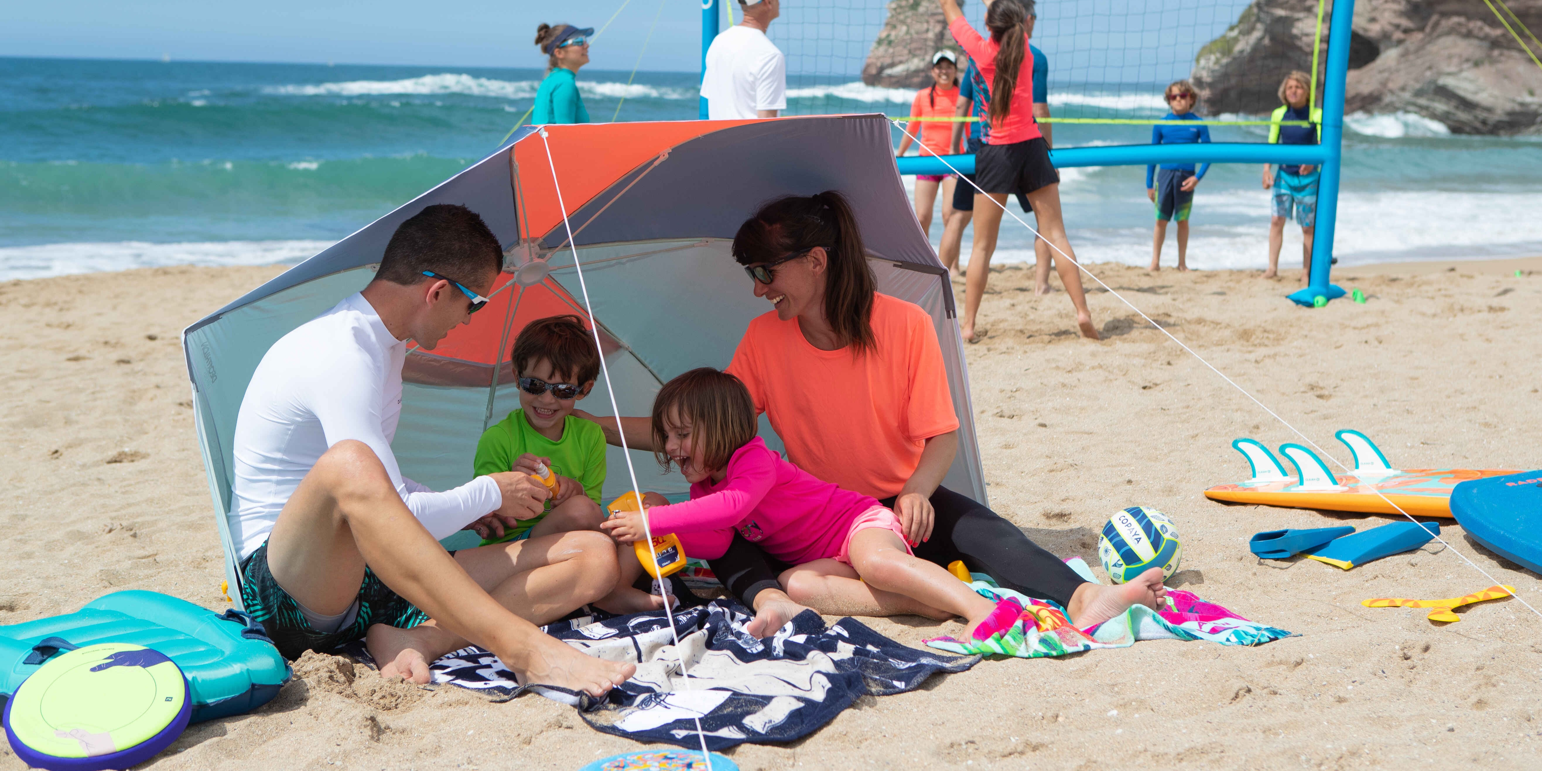 7 Beach Games For The Whole Family