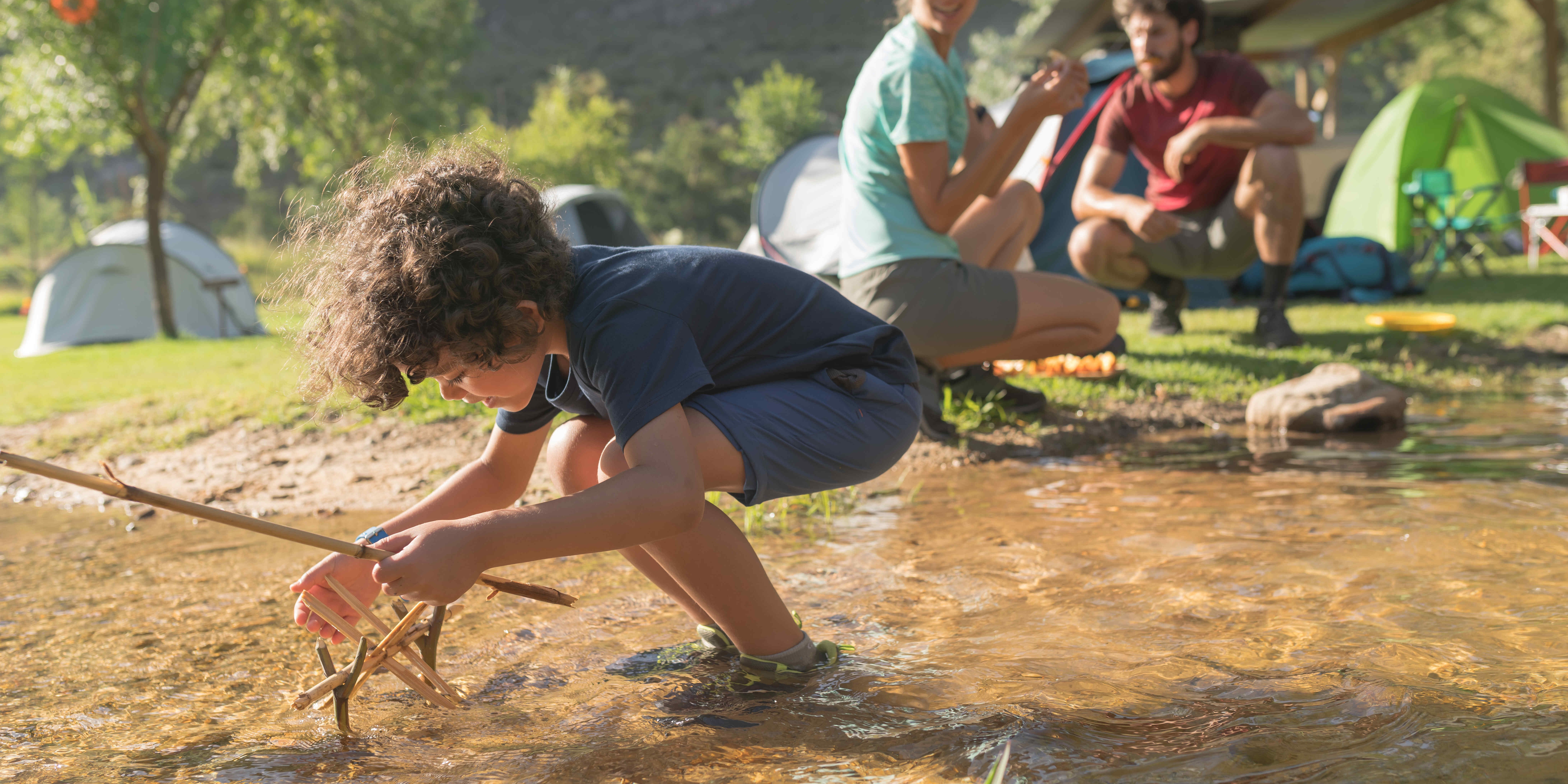 Fun Campsite Games For The Kids