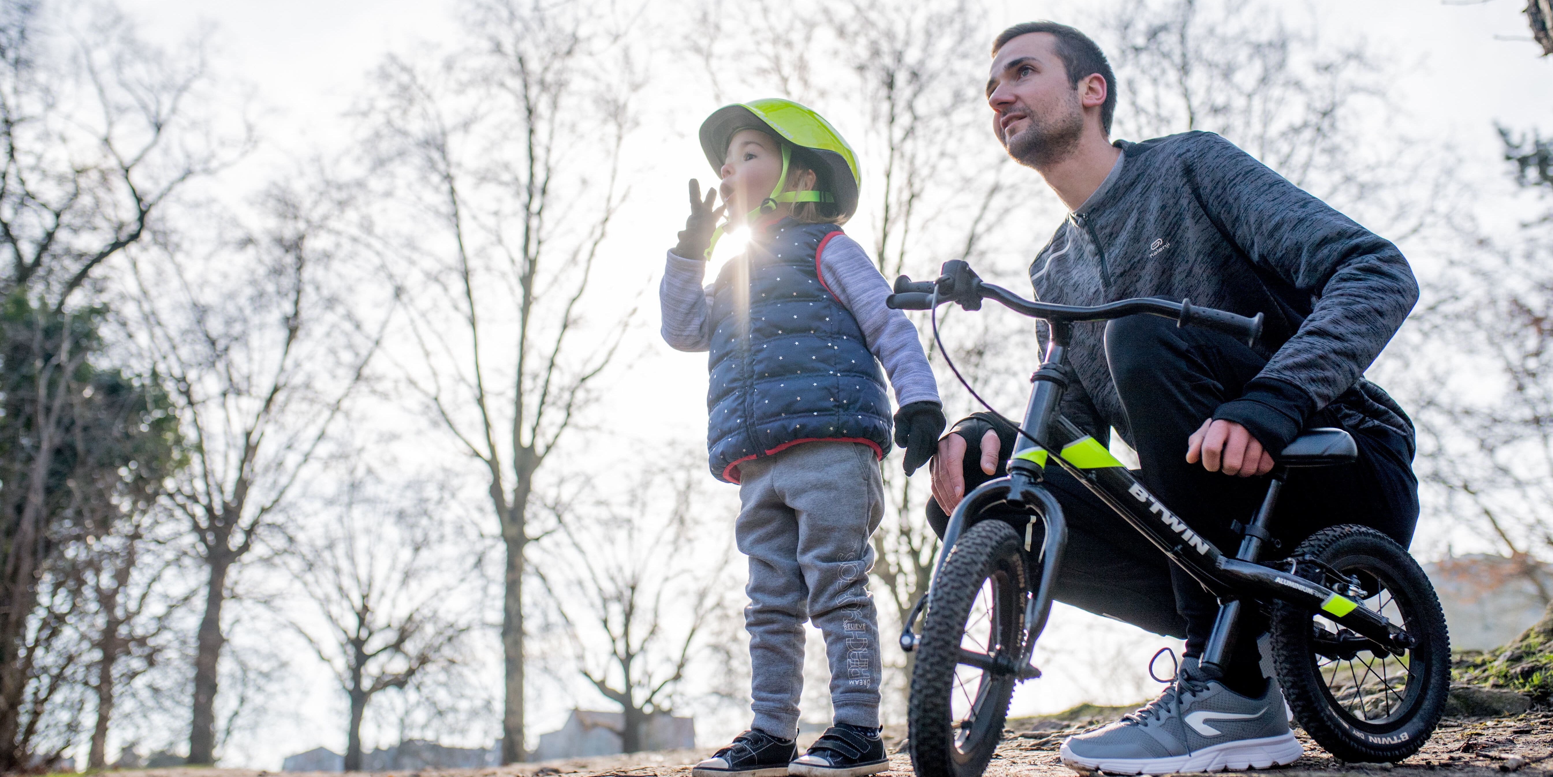 How To Teach Your Child To Cycle?