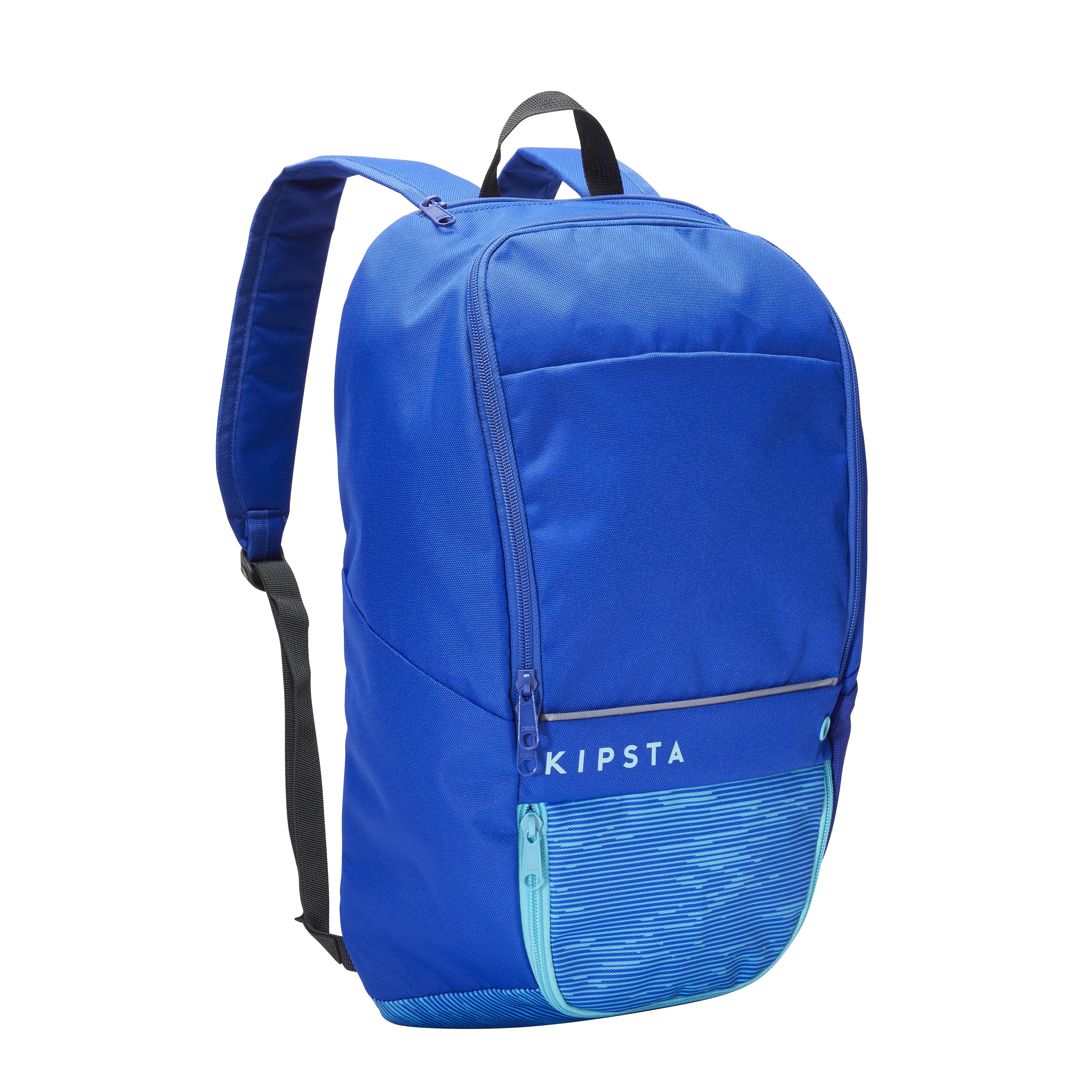 Kipsta Sac À Dos Essentiel 17l Bleu - 001 --- Expires On 21-01-2030.jpg