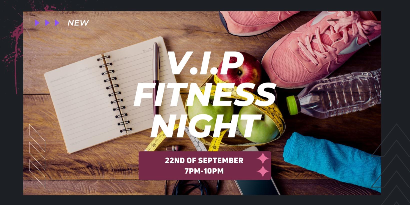 VIP Fitness Night - Decathlon Surrey Quays