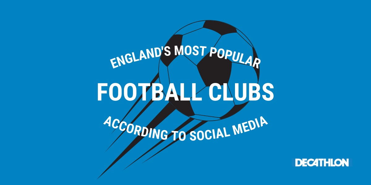 England's Most Popular Football Clubs