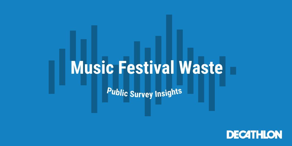 Music Festival Waste Public Insights