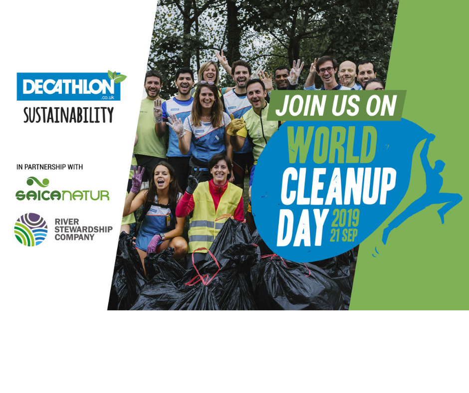World Cleanup day sheffield