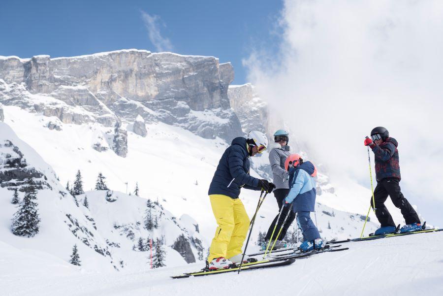 10 Best Family Ski Resorts In Europe