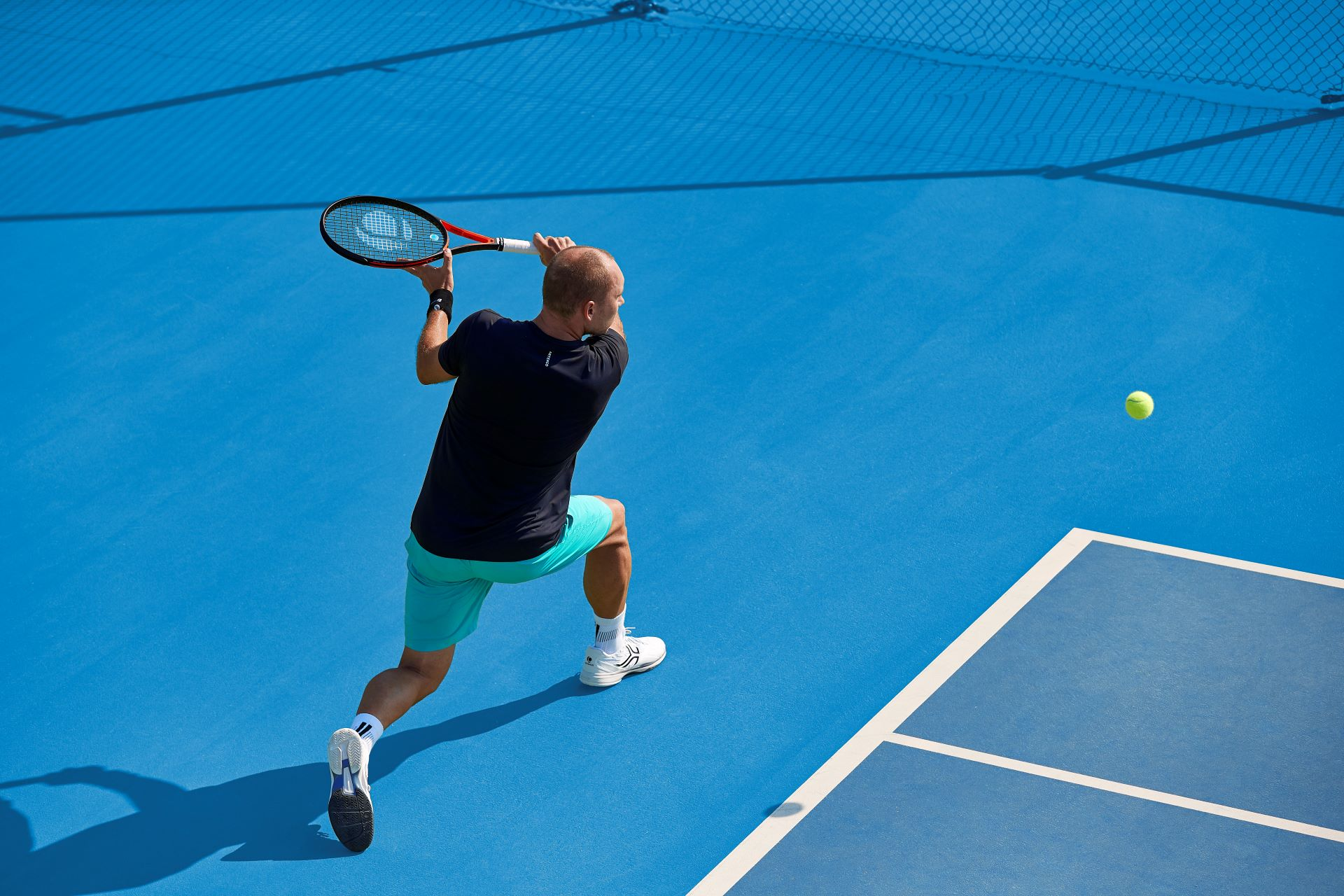 Improve Your Tennis Backhand