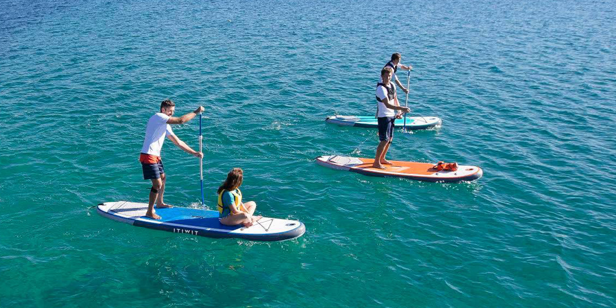 How To Choose Your Stand Up Paddle Board?