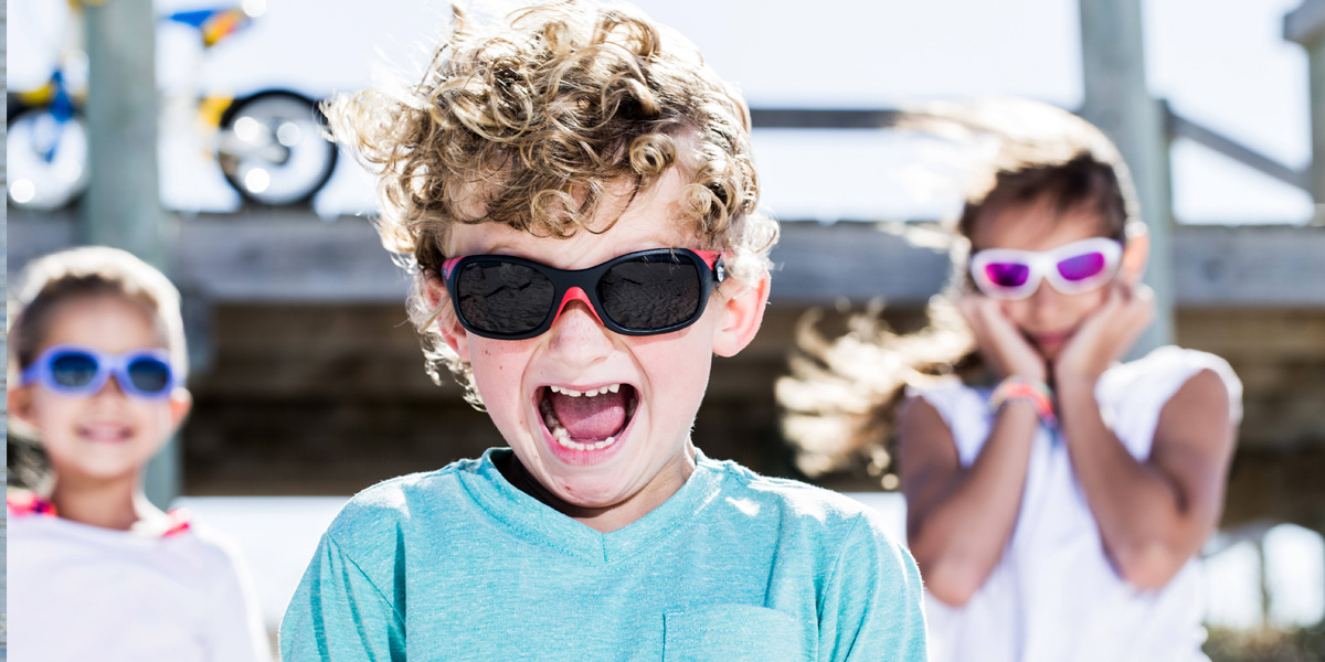 How To Choose Your Kids' Sunglasses?