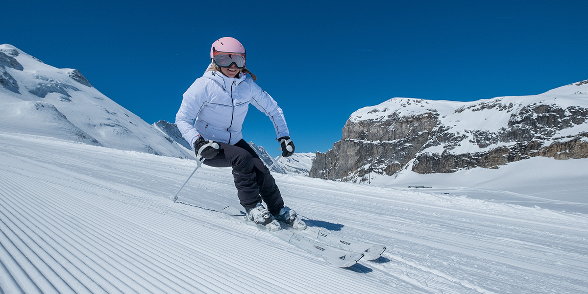 Graham Bell's Top Tips For Learning To Ski